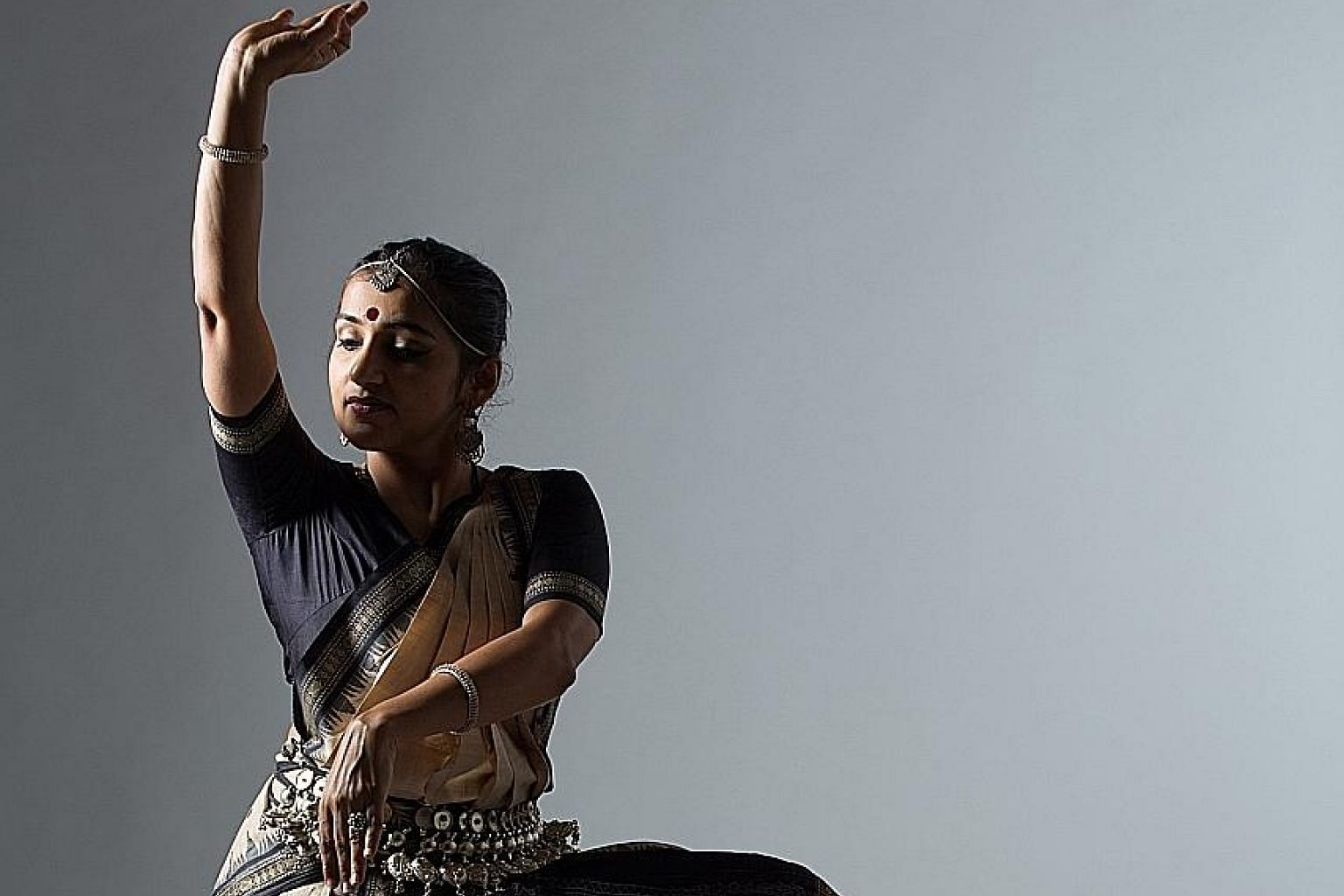 Raka Maitra dances every day for at least four hours.