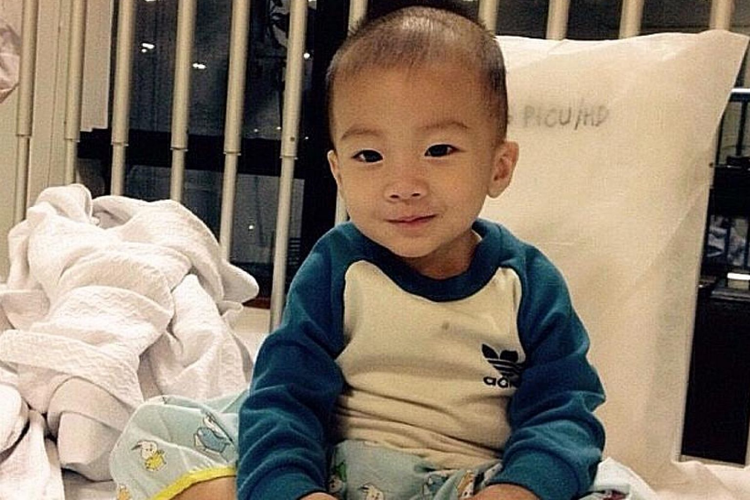 Khang has Hyper IgM syndrome, a rare genetic disease which results in his immune system not working. The only cure is an expensive bone marrow transplant to replace the boy's faulty immune system.