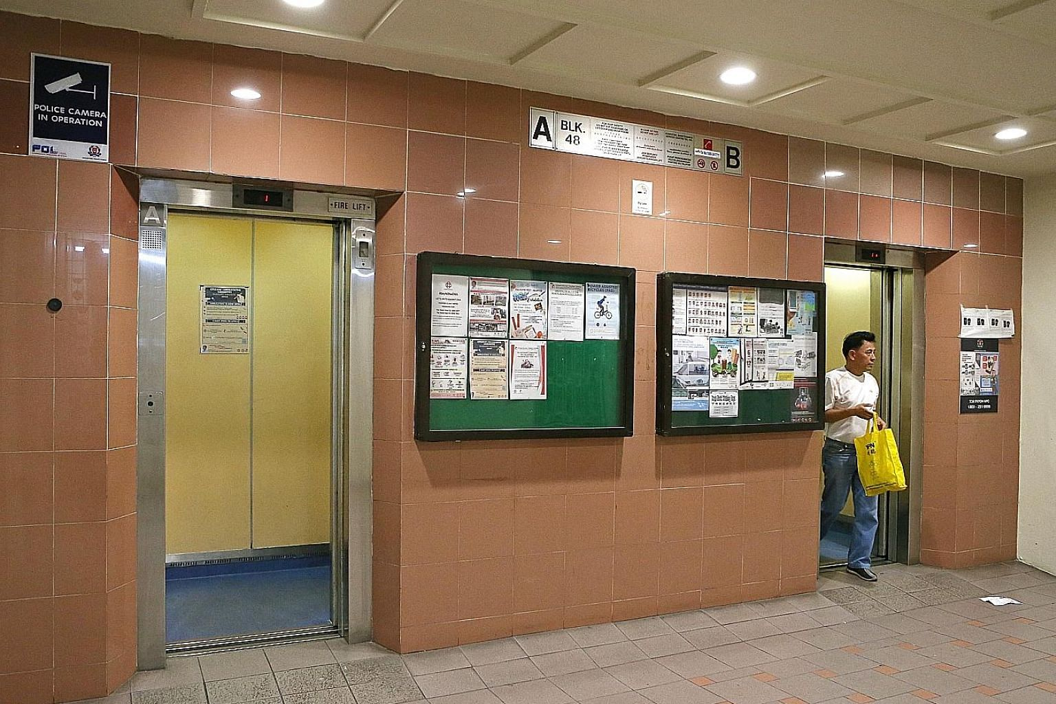 HDB lift issues have been in the spotlight in recent years after a spate of accidents and injuries.