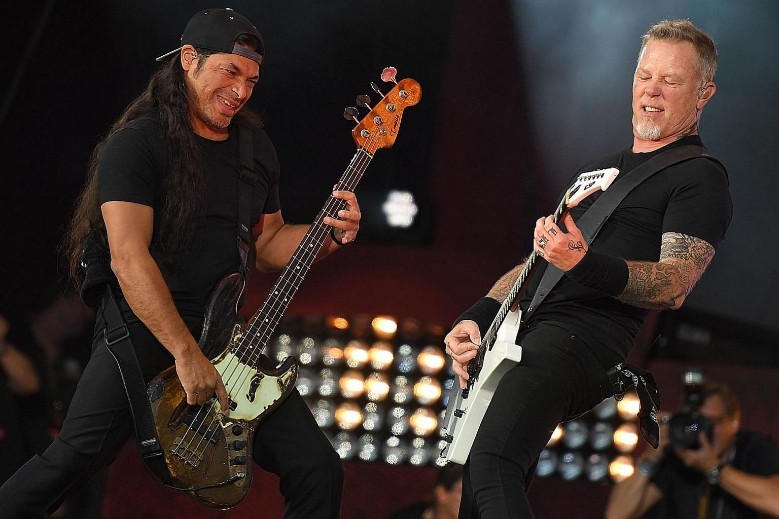 American heavy metal band Metallica will perform at the Singapore Indoor Stadium on Jan 22.