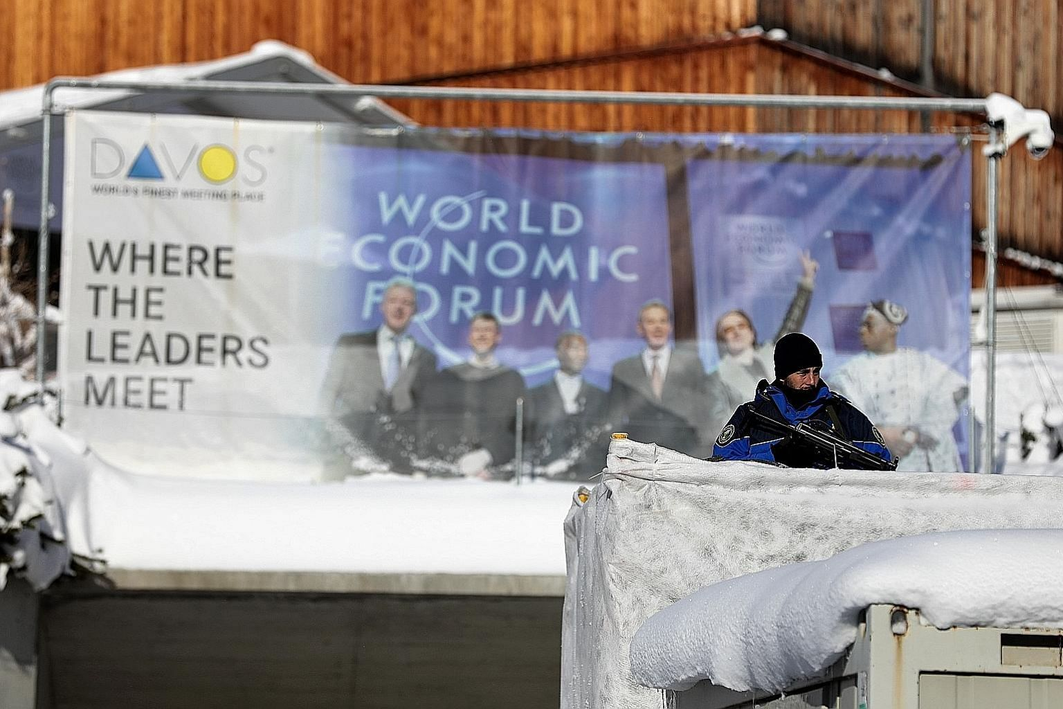 """At the World Economic Forum in Davos last week, founder and executive chairman Klaus Schwab noted that apart from sharing wealth more fairly, steps were also needed to """"reinvigorate economic growth""""."""