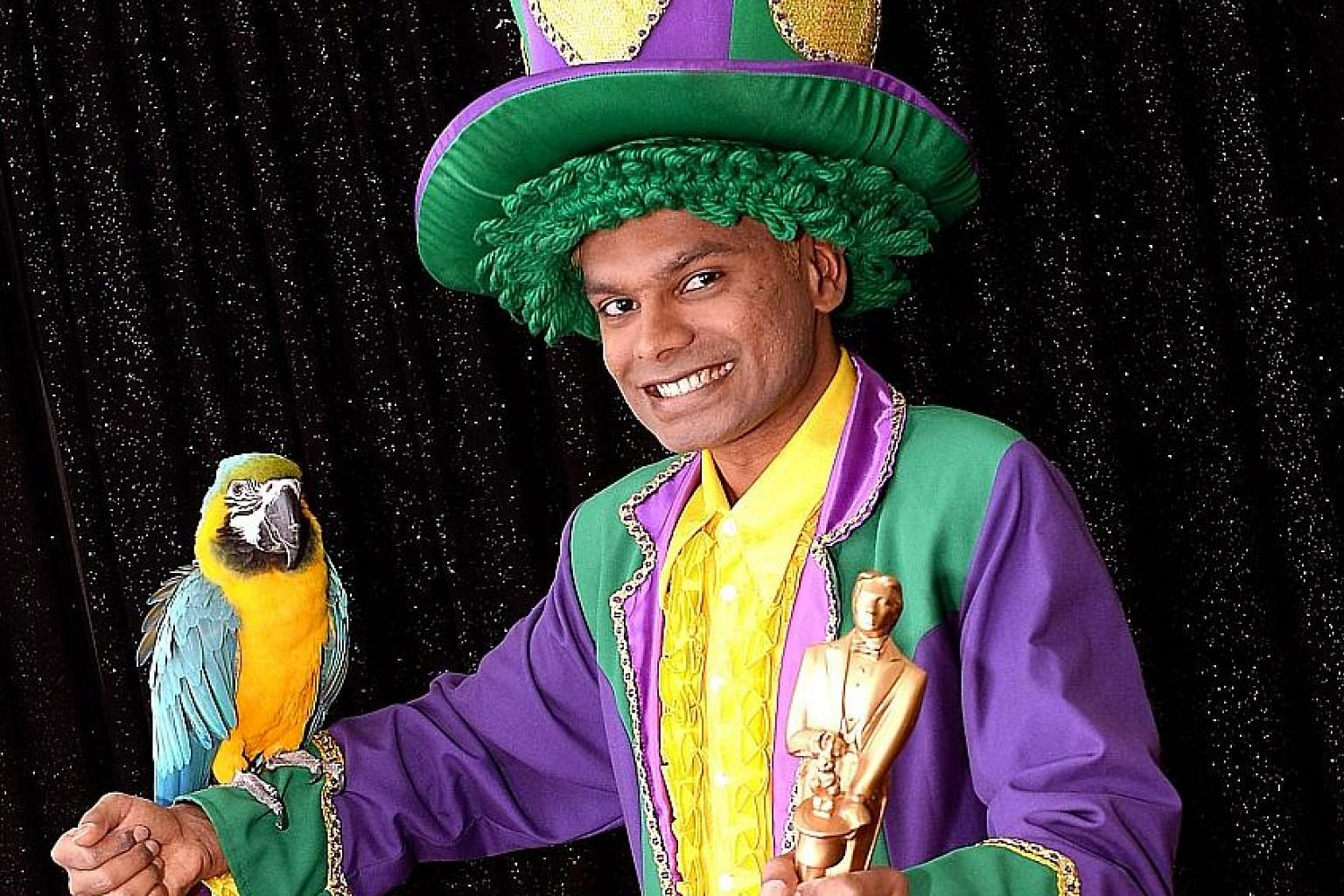 Chandran, who became famous after winning an award by the US-based International Magicians Society in 2014, allegedly acted as a PIC broker and received about $400,000 from the payouts.