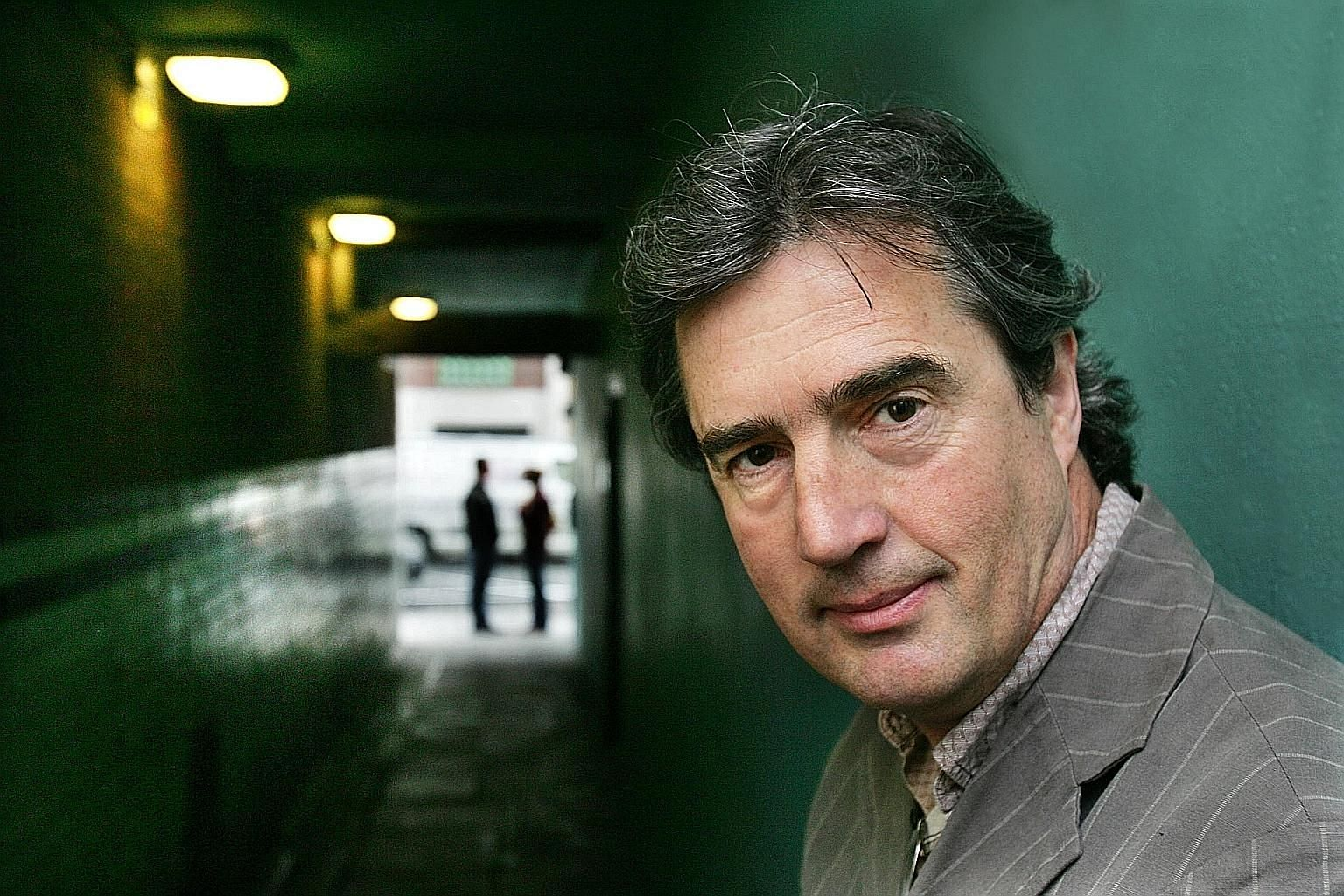 Days Without End by Sebastian Barry (above) tells a first-person story of an Irish boy who joins the American army.