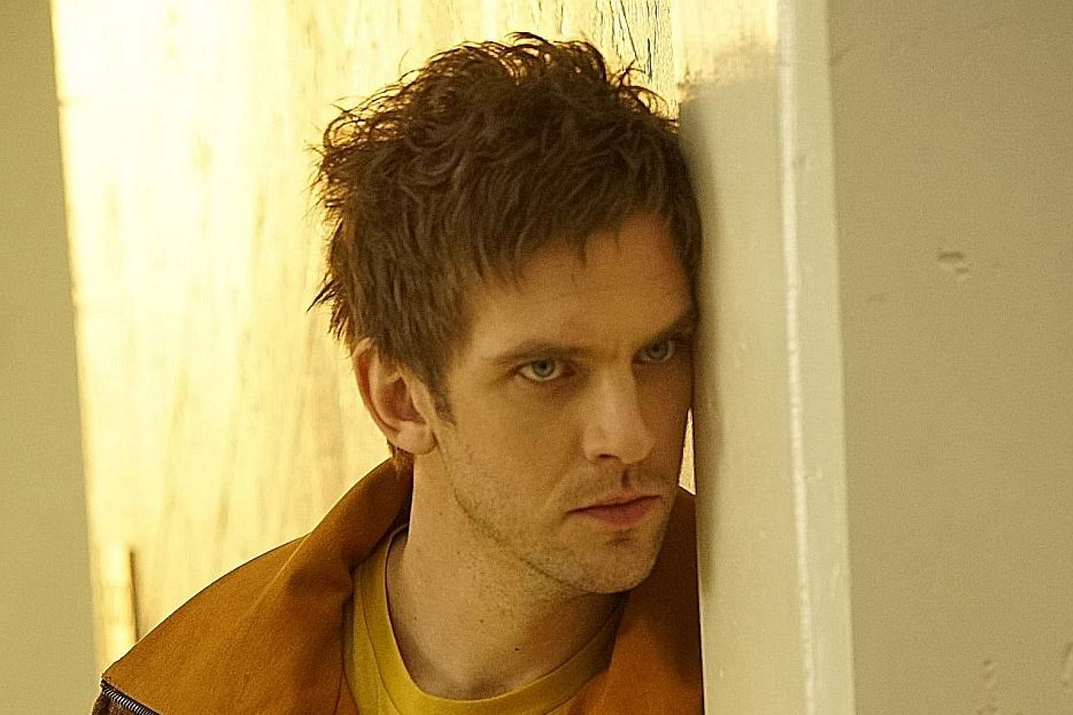 Dan Stevens plays David Haller, the mental institution patient, with just the right measure of crazy.