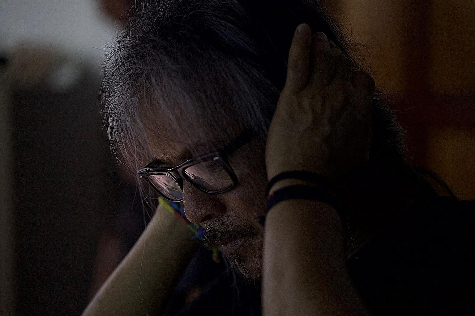 Filipino film-maker Lav Diaz will film a new work on domestic workers in Singapore.