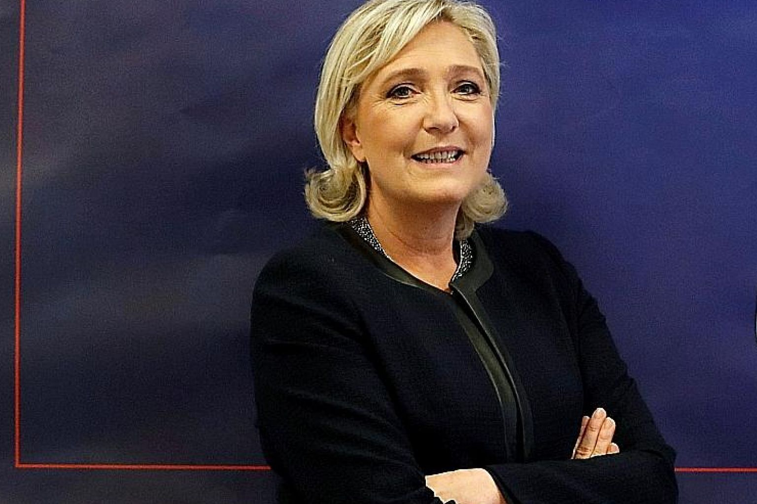 Ms Le Pen is accused of having paid her chief political counsellor and her bodyguard on the pretence that they were parliamentary assistants, when they were nothing of the sort.