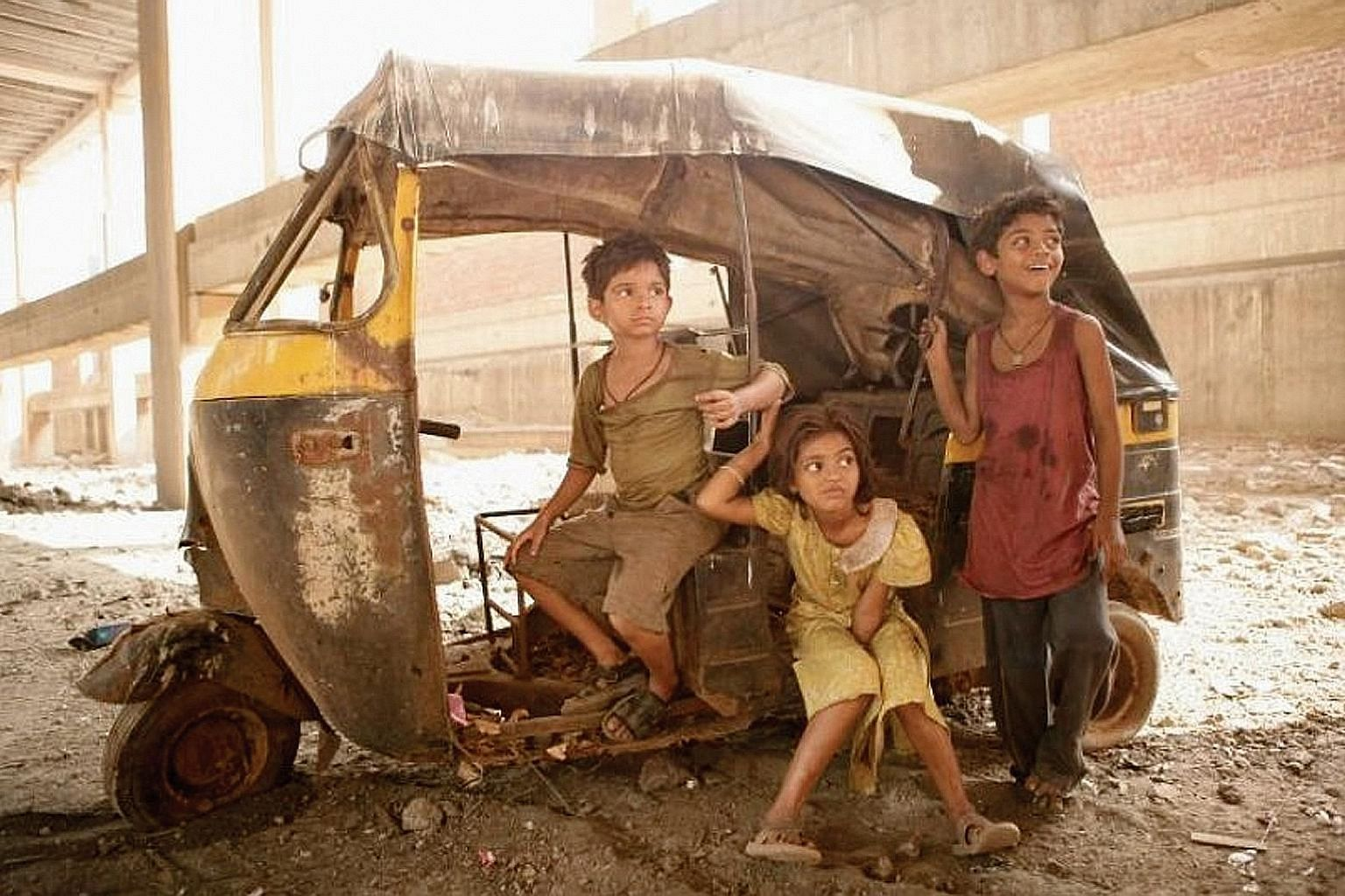 India is consistently portrayed as backward, uncivilised, savage and traditional in foreign movies, such as Slumdog Millionaire (above), a journal paper showed.