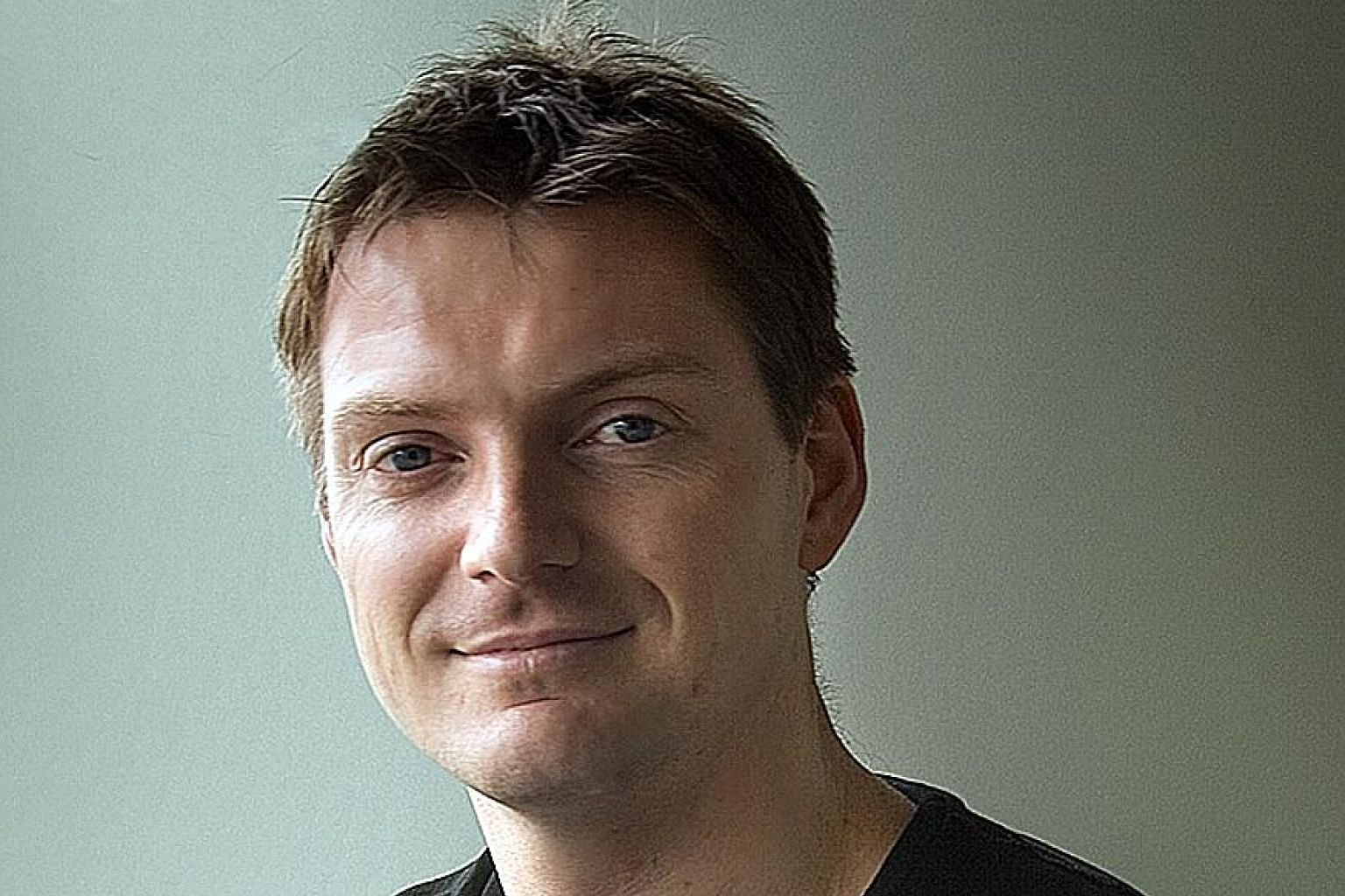 Mr Nigel Sumner (above) is creative director at Industrial Light & Magic Singapore.