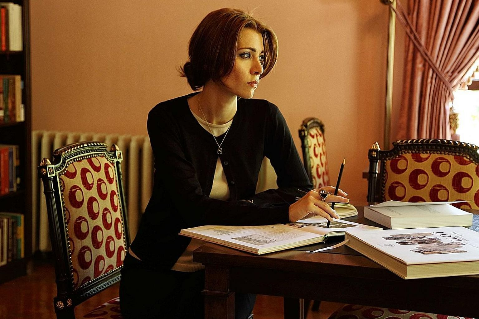 Turkish author Elif Shafak's latest novel, Three Daughters Of Eve, is set, in part, in today's Istanbul and explores the conflict among three young women.