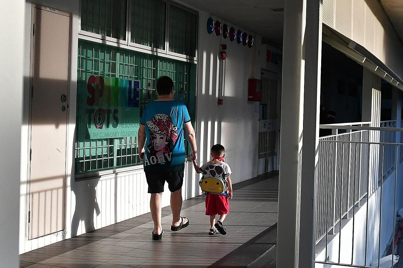 Several parents of children at the Clementi pre-school, where a staff member was found to have tuberculosis, wondered why they were informed of the incident only on March 10, when the TB Control Unit had contacted the school on March 3 and a site vis