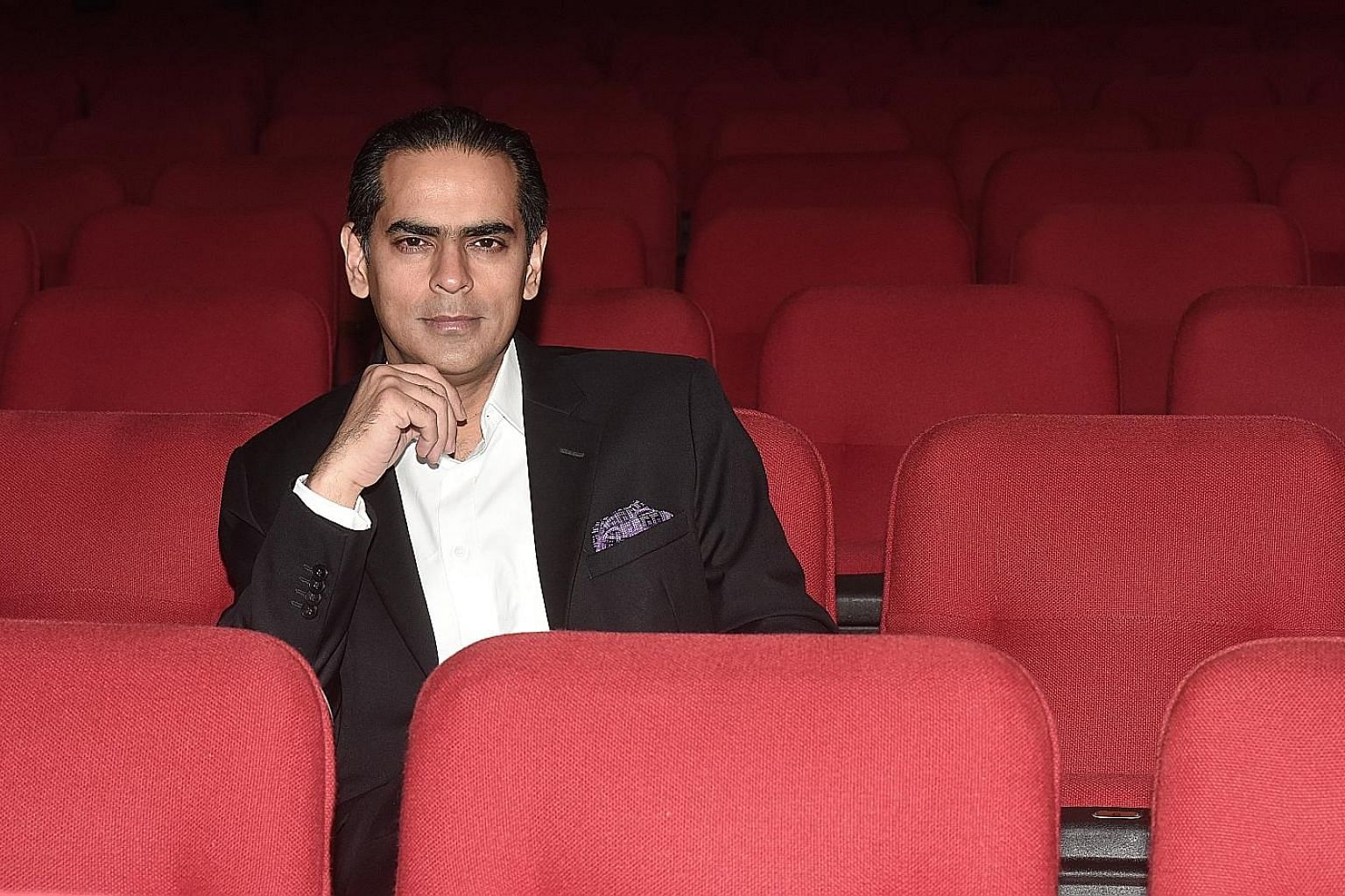 "Singapore Repertory Theatre's artistic director Gaurav Kripalani says he is ""filled with excitement and trepidation"" about his new appointment and he has been receiving messages of support from his peers."