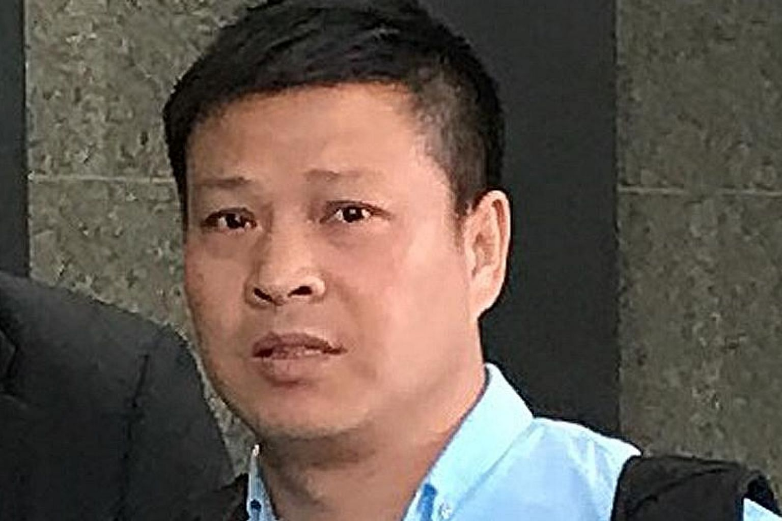 Pan, the captain of the container ship that carried the SAF's Terrex armoured vehicles, faces a fine and up to seven years in jail if convicted.