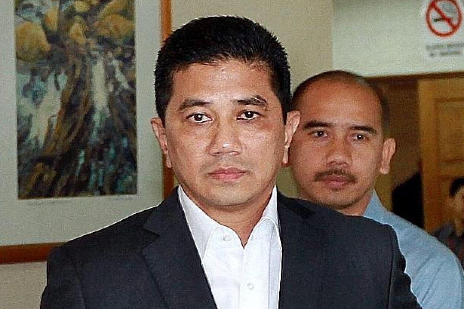 PKR leader Azmin Ali is Chief Minister of Selangor despite PAS holding the same number of seats in the state assembly.