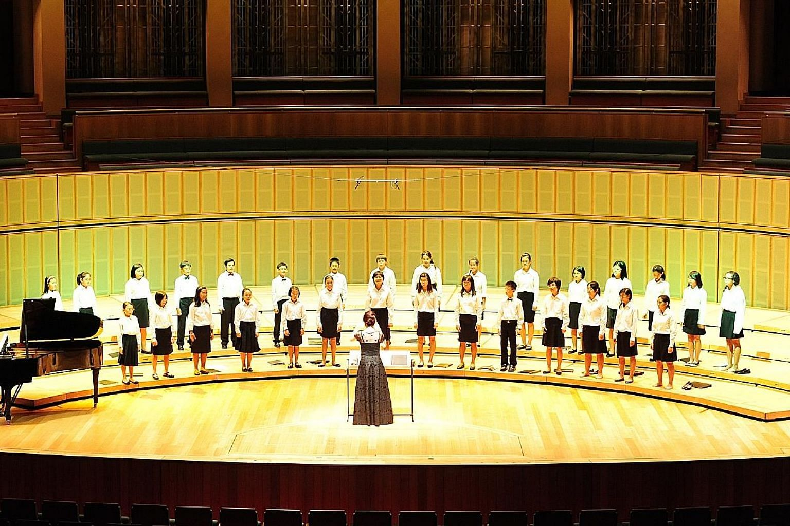 """Parents and teachers should immerse kids in a music environment at any opportunity. Singing is not about """"talent"""" and aiming to qualify for contests like American Idol."""