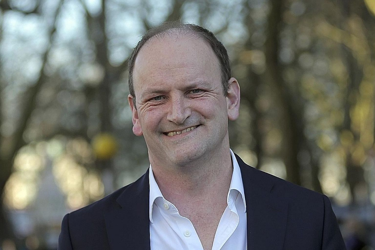 Mr Douglas Carswell's exit comes just days before the Prime Minister plans to begin the formal Brexit process.