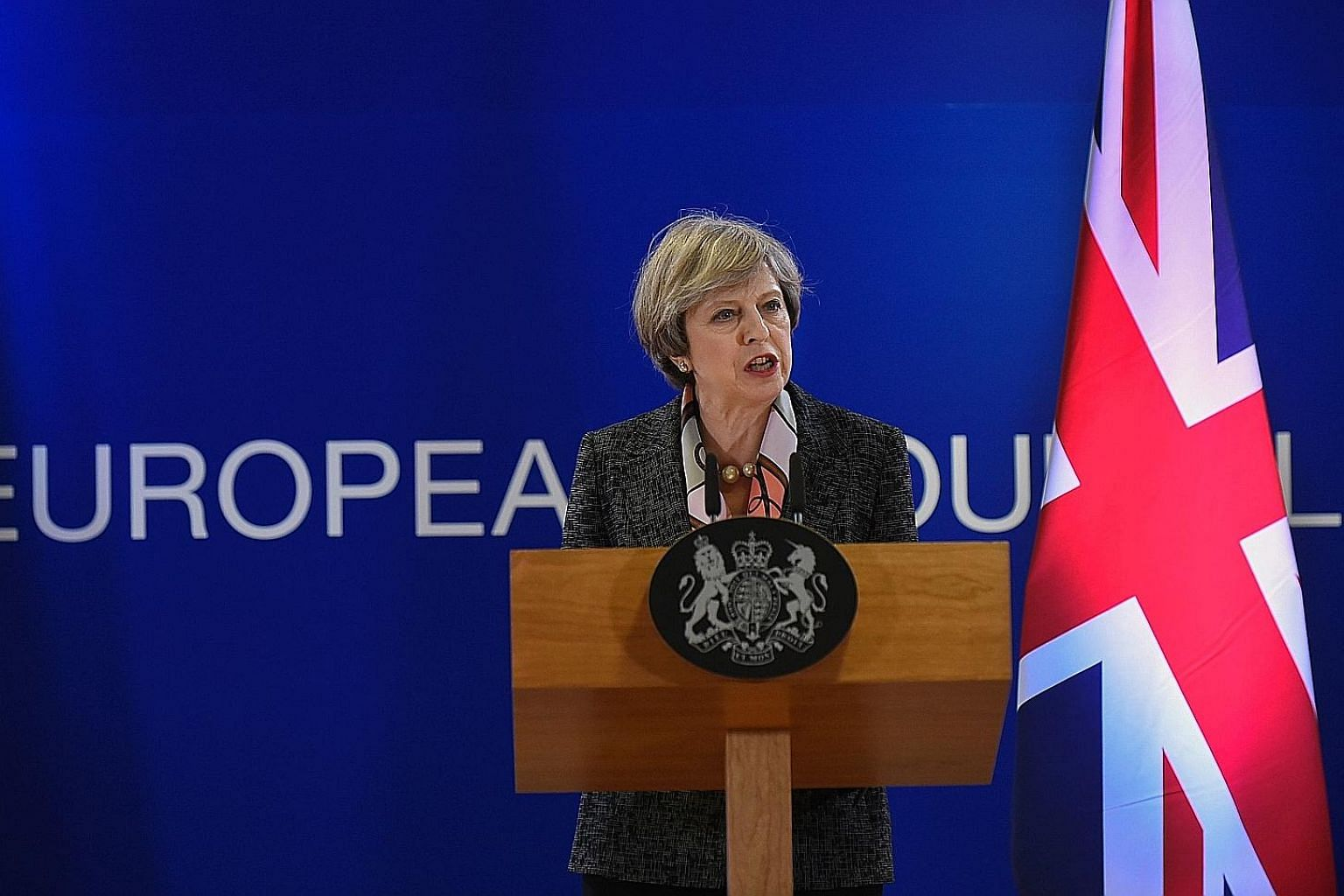 British Prime Minister Theresa May is regarded by counterparts as an unyielding negotiating partner: utterly straight but not flexible enough to find compromises on the hoof. Amid the intensity of the final round of Brexit talks, some believe this co