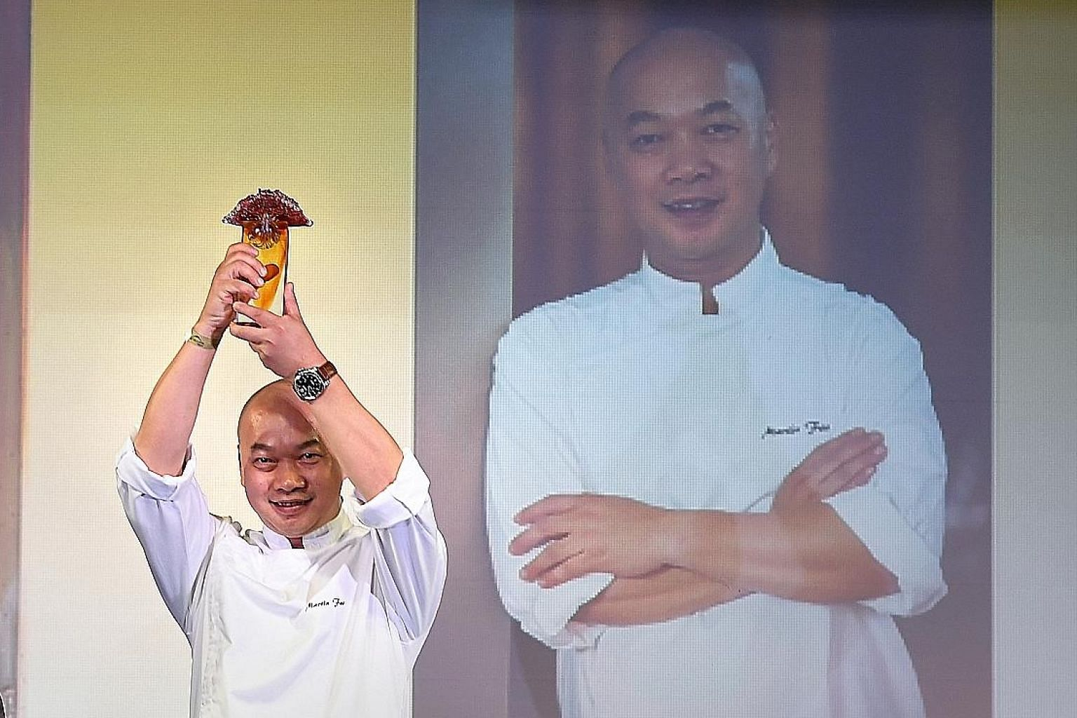 It was a breeze to award Chef of the Year honours to Martin Foo but no one could be identified as Rising Chef of the Year. The hope is that the veterans in the trade will not hold back on imparting their skills.