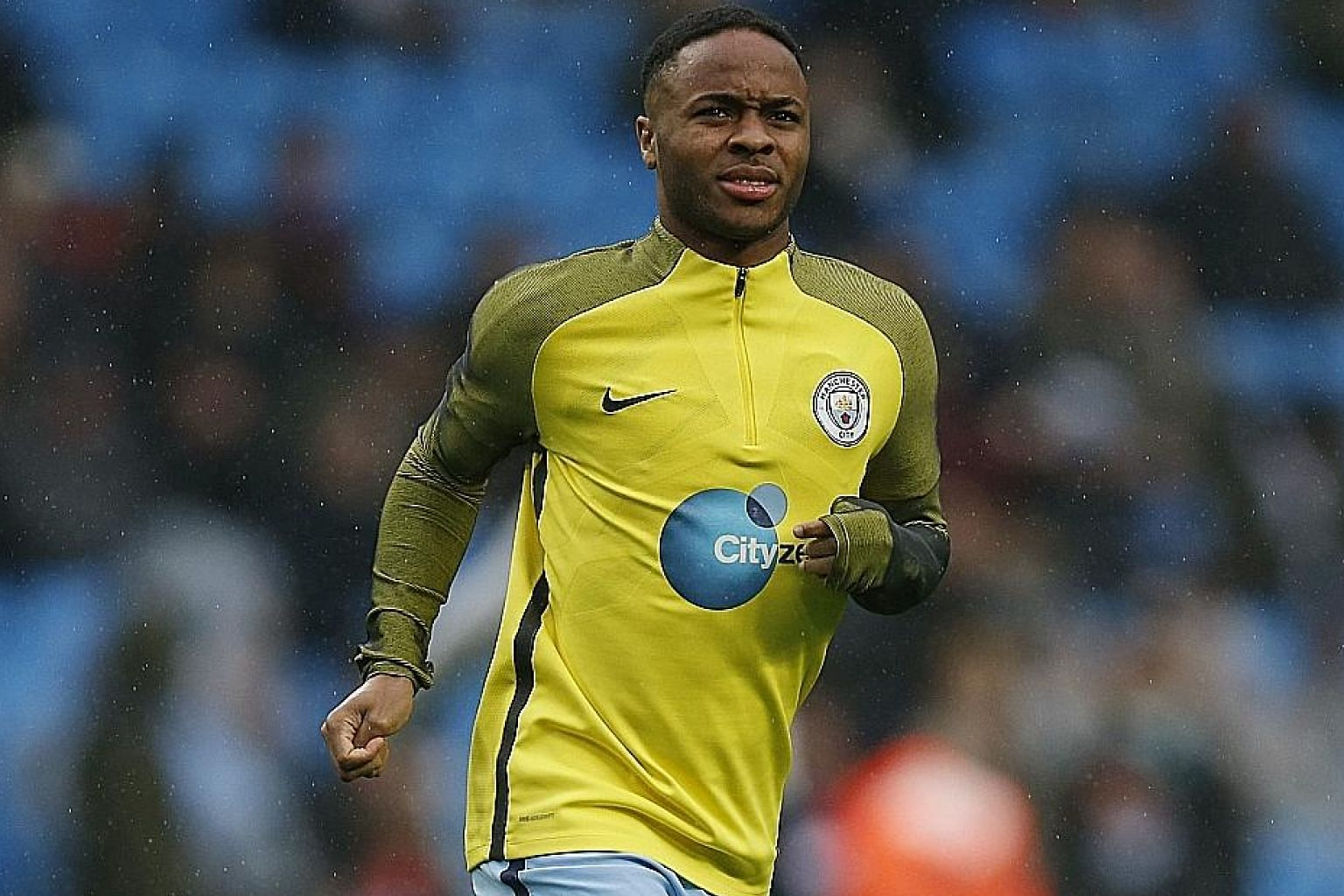 Raheem Sterling is aiming to improve his season goals tally from 11 goals to about 15-16 per season.