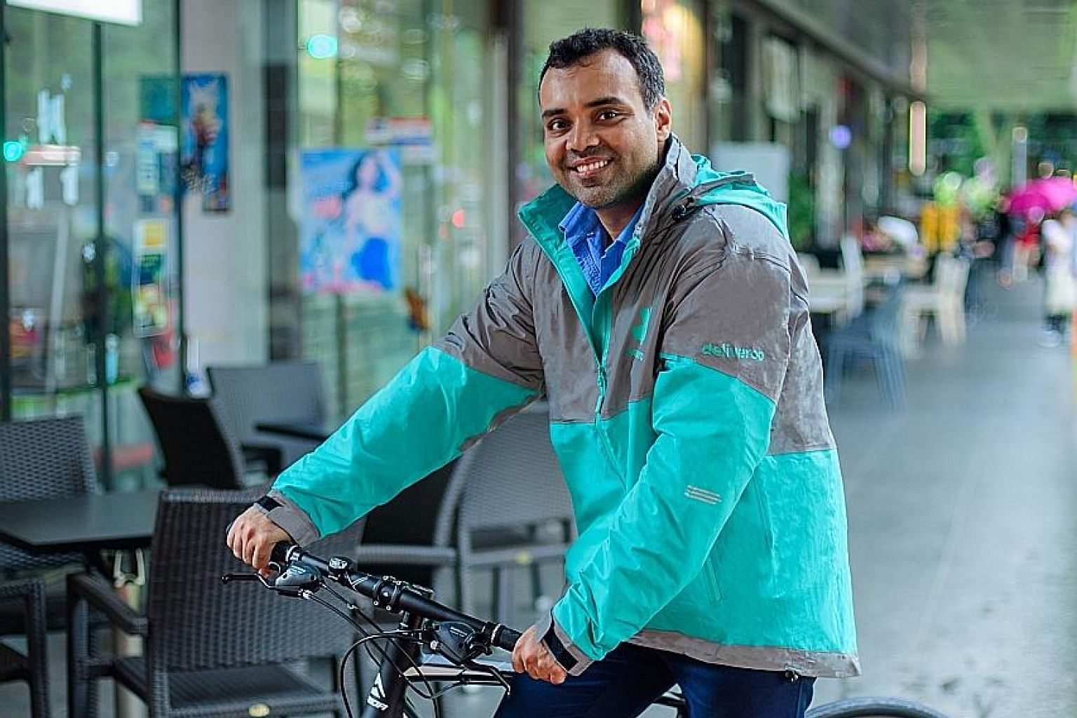 Deliveroo's general manager Siddharth Shanker says its kitchen will feature cuisines currently missing in the Katong area.