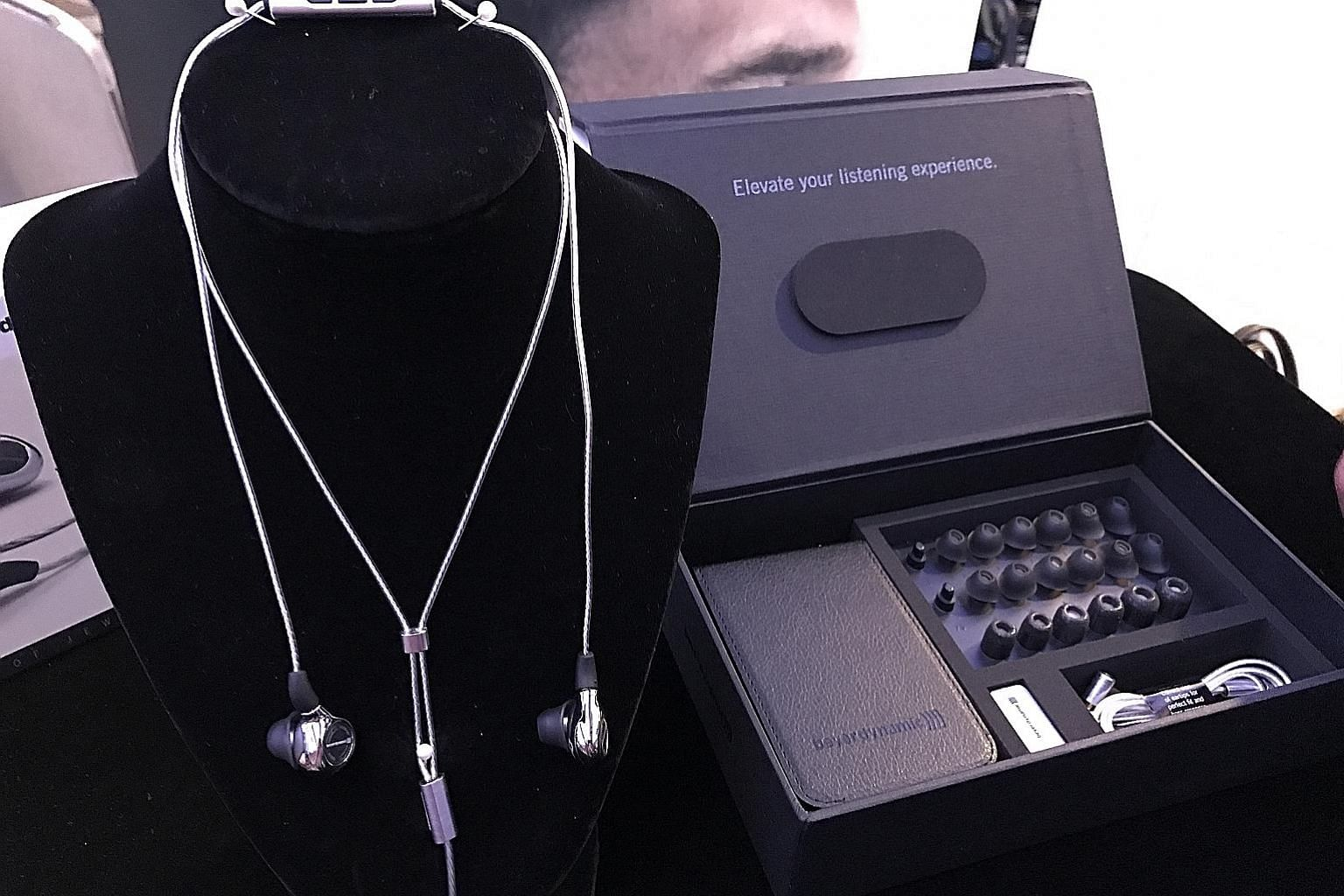 The $1,599 Xelento Remote is Beyerdynamic's most expensive in-ear earphones and might give serious audiophiles pause.