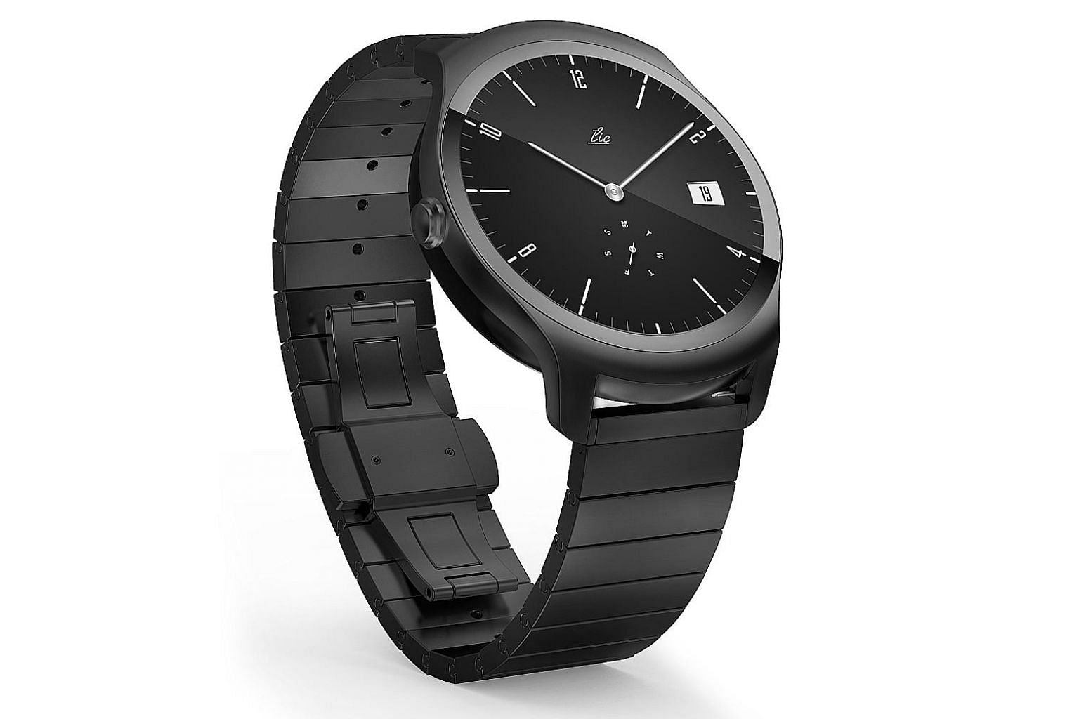 The TicWatch 2 has Mobvoi's voice assistant, Tico. But don't expect it to give witty replies to some questions like Siri does.