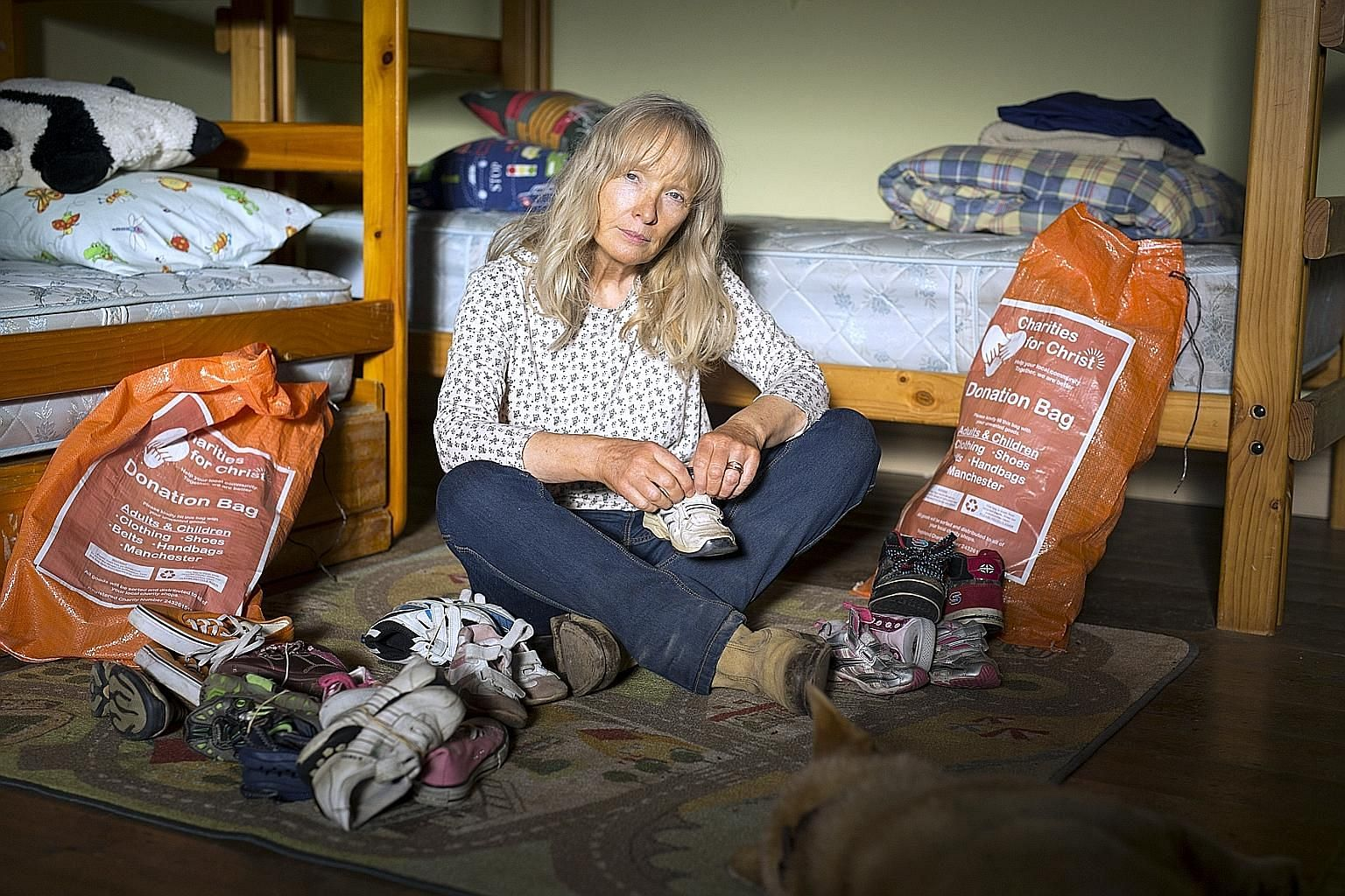 Lindsay Duncan in the compelling final season of The Leftovers.
