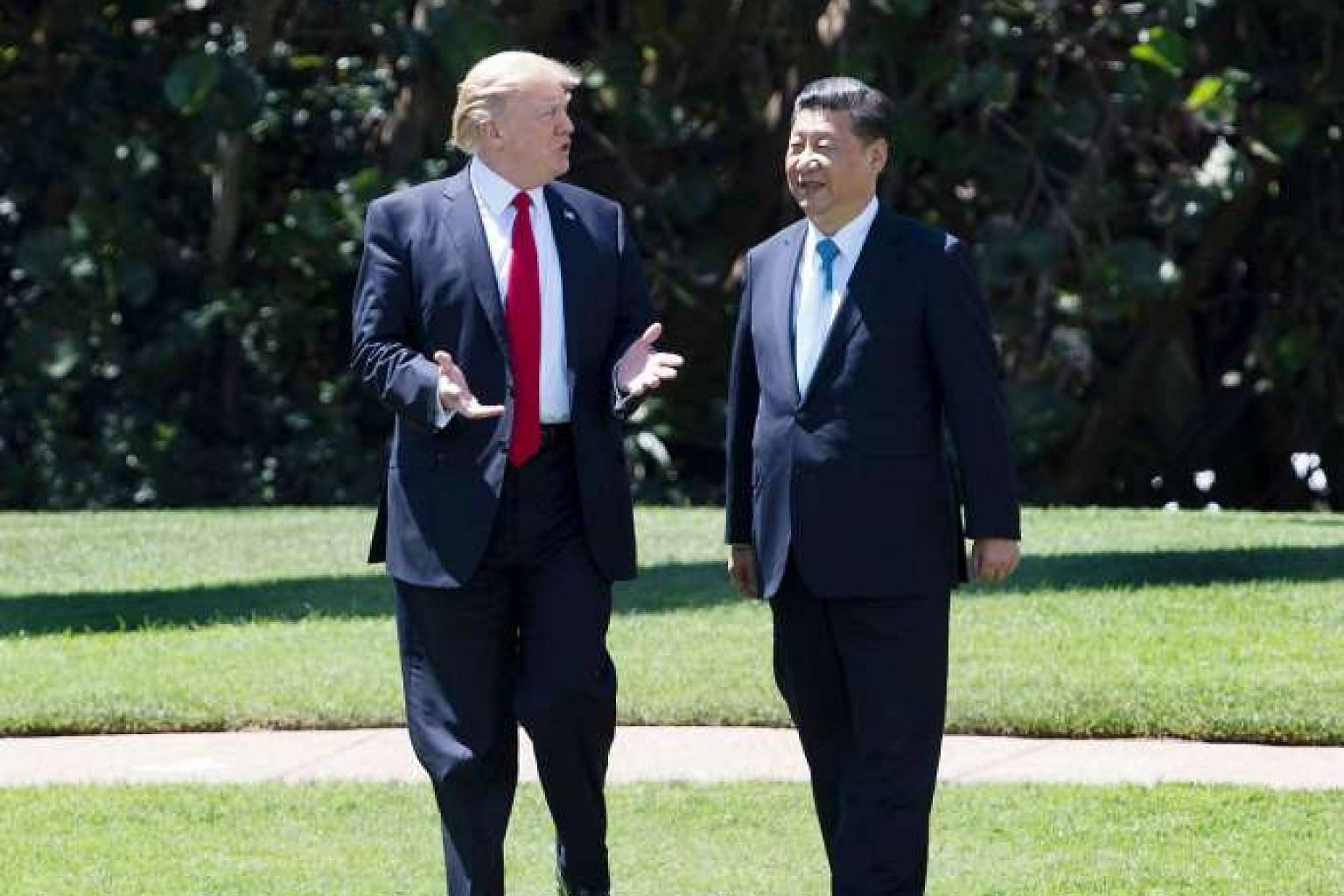 President Donald Trump and his Chinese counterpart Xi Jinping concluded a meeting in Florida earlier this month with a special emphasis on infrastructure, which can aid both countries economically.