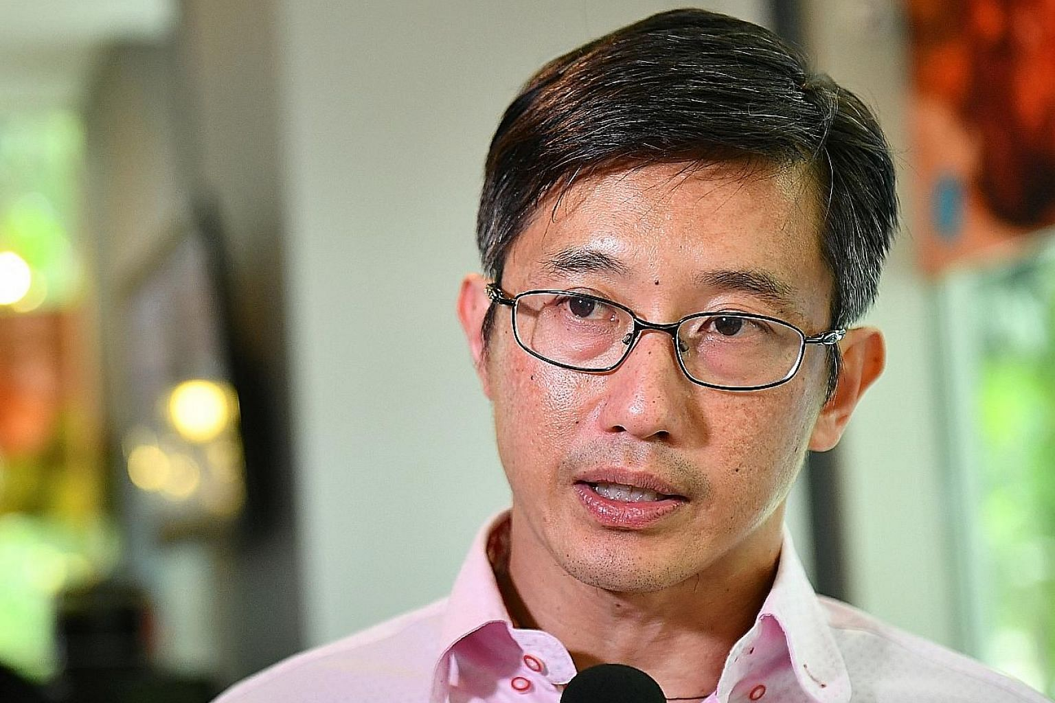 "Mr Teo, who will step down from public office on June 30, said: ""I plan to build, create, invest or help start-ups and businesses."""