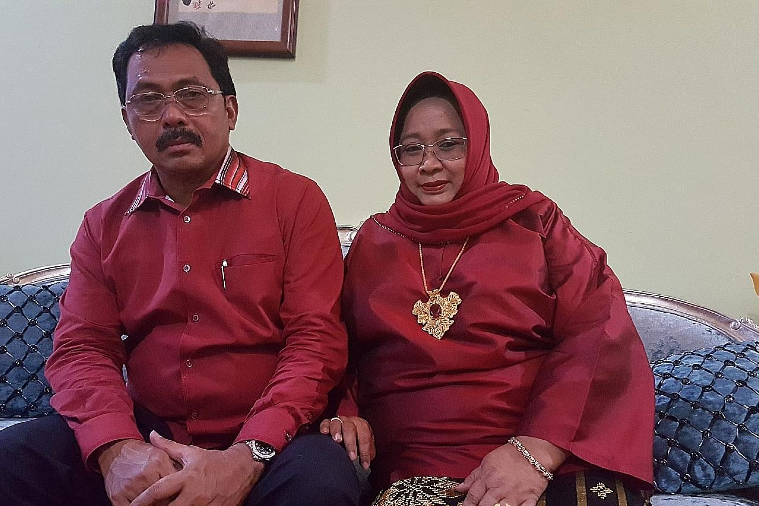 Riau Governor Nurdin Basirun and his wife, Madam Noor Lizah Mohamed Taib, were an odd couple when they first met. He was a kampung boy and she, then 18 and fresh out of Stamford College, a strong-minded, modern girl. Now she chairs the provincial can