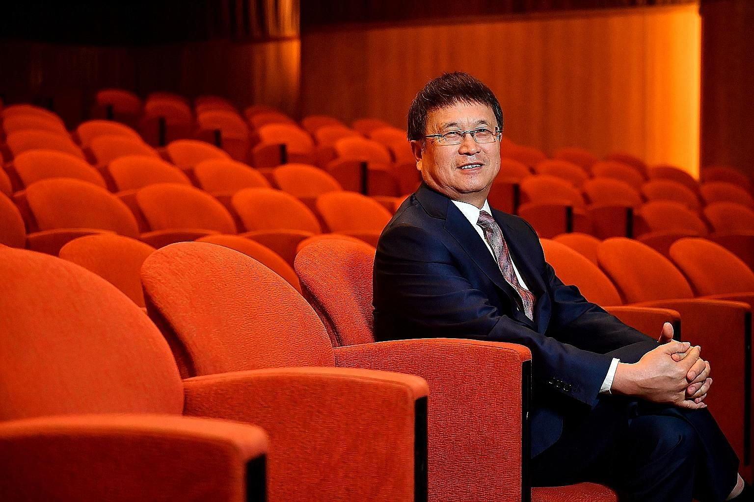 "Mr Ren Yuanlin, executive chairman of Singapore-listed Yangzijiang Shipbuilding (Holdings), says the industry still has ""a few bright spots"", such as demand for very large ore carriers and clean-energy vessels."