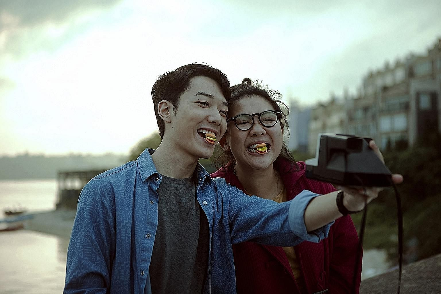 Babyjohn Choi and Joyce Cheng star in 29+1.
