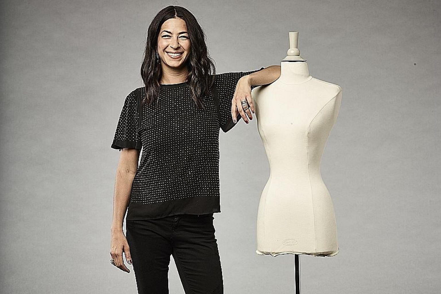 Rebecca Minkoff's brand is known for its fun and colourful leather handbags. It also sells footwear, jewellery and apparel, including a men's clothing and accessories line called Uri Minkoff.