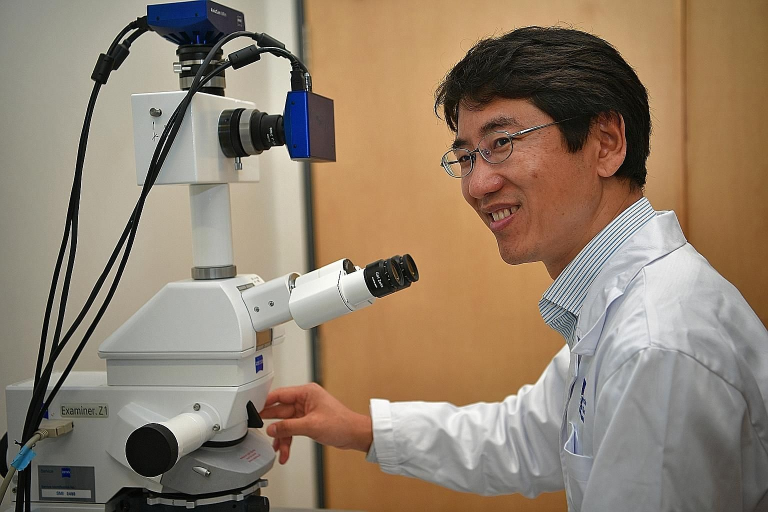 Dr Han Weiping from the Singapore Bioimaging Consortium and his team have debunked the traditional notion that glial cells only supported the function of other brain cells. The glial cells known as astrocytes also affect appetite and feeding behaviou