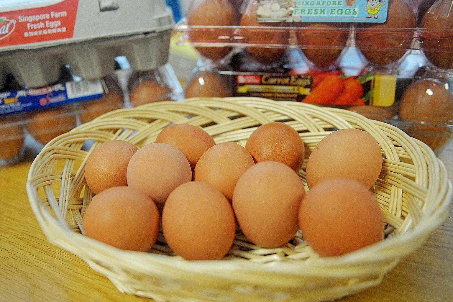 An egg is an egg, but some have higher concentrations of certain nutrients as the mother hens, known as layers, are fed a value-added diet.