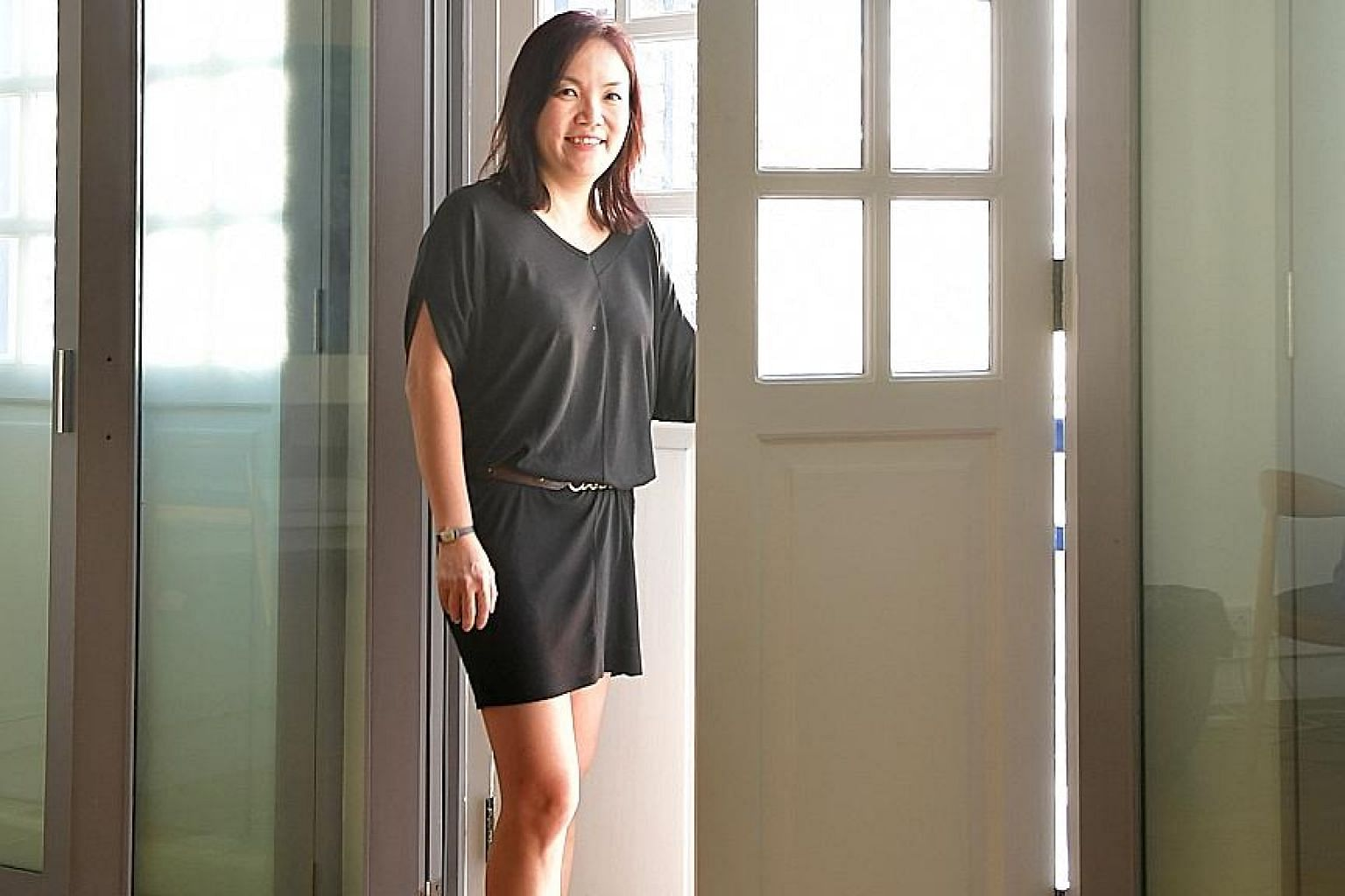 Charmaine Leung lived in Keong Saik Road until she was 11 when her mother gave up the brothel business.