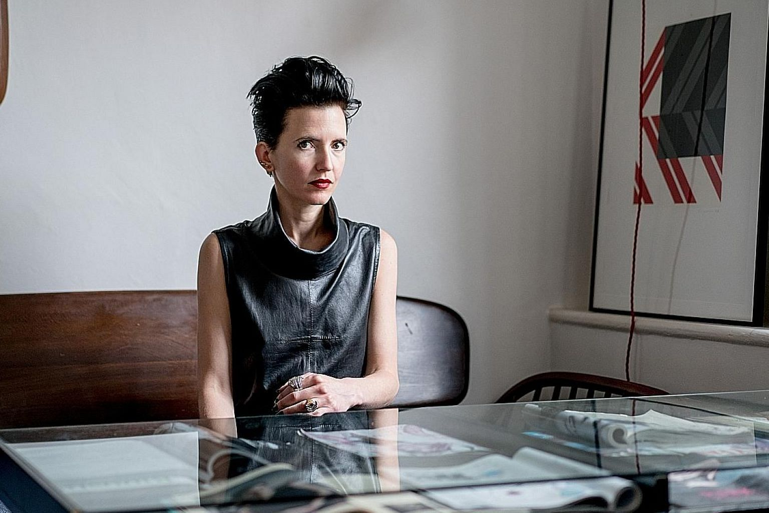 London designer Hannah Martin says jewellery feels personal and can be a form of armour for women.