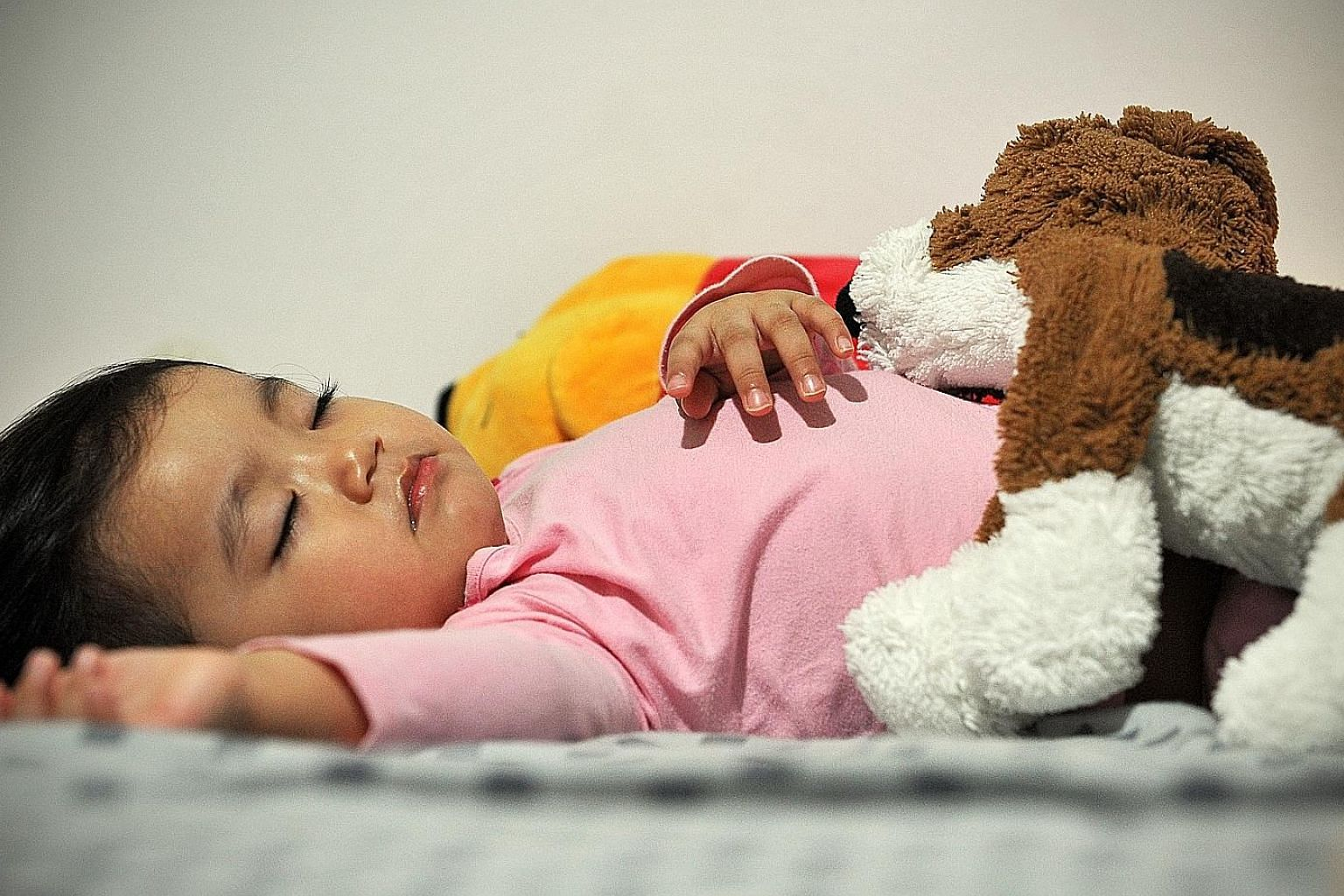 Bedtime cues can create a ritual that helps babies feel more secure and fall asleep, but do not let routines become fixations.