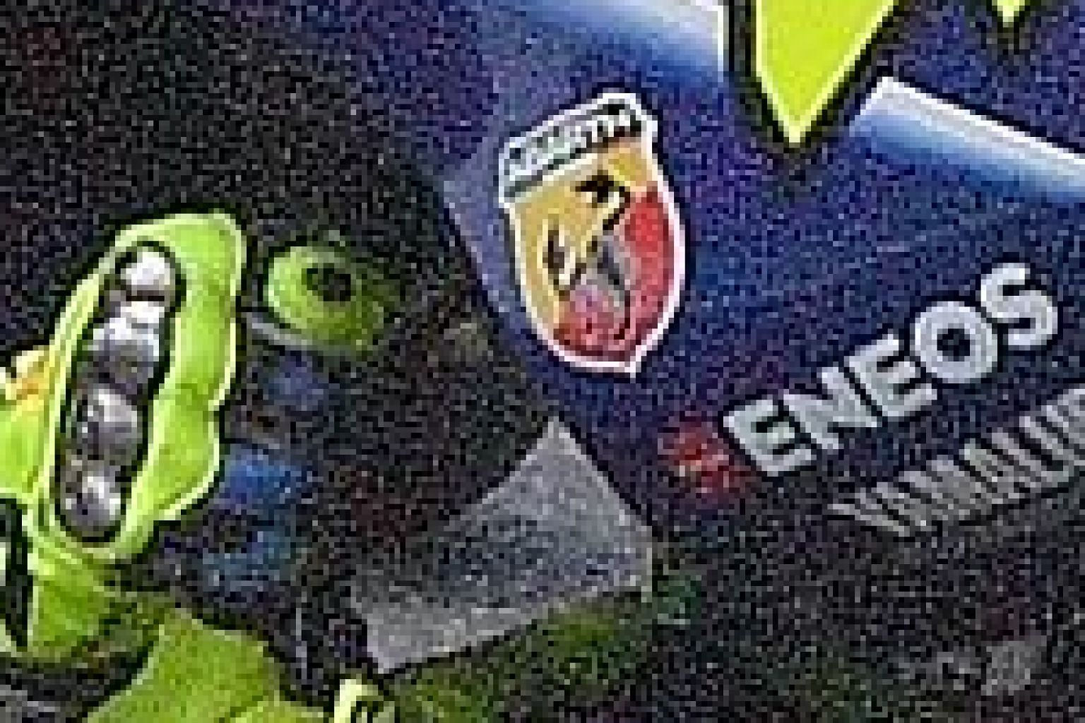 MotoGP legend Valentino Rossi leading early in Sunday's Italian GP. The 38- year-old raced in pain after a training accident and ended fourth, and Thai fans will hope he is still competing next year.