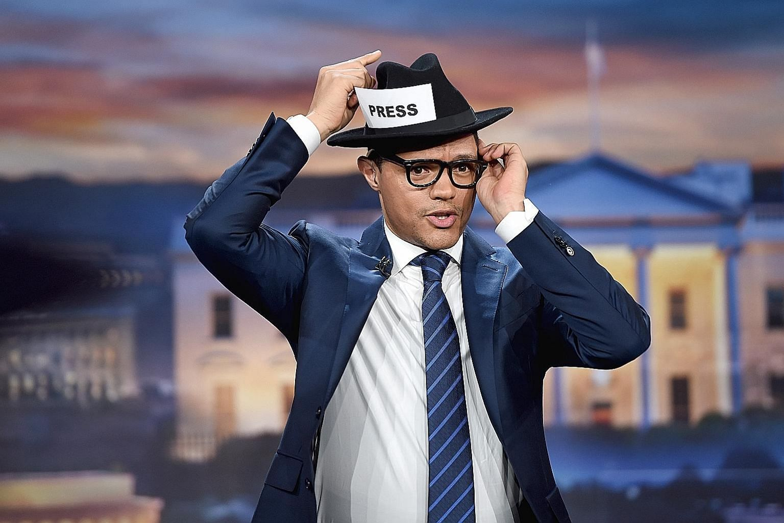The Daily Show host Trevor Noah's funny and incisive takes on United States President Donald Trump have given the satirical newscast new cultural relevance.