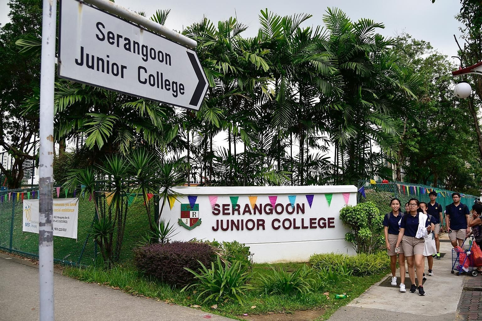 Serangoon Junior College is one of four that will be merged. Serangoon, Tampines, Innova and Jurong JCs will be absorbed by Anderson, Meridian, Yishun and Pioneer respectively, cutting the number of JCs from 23 to 19.