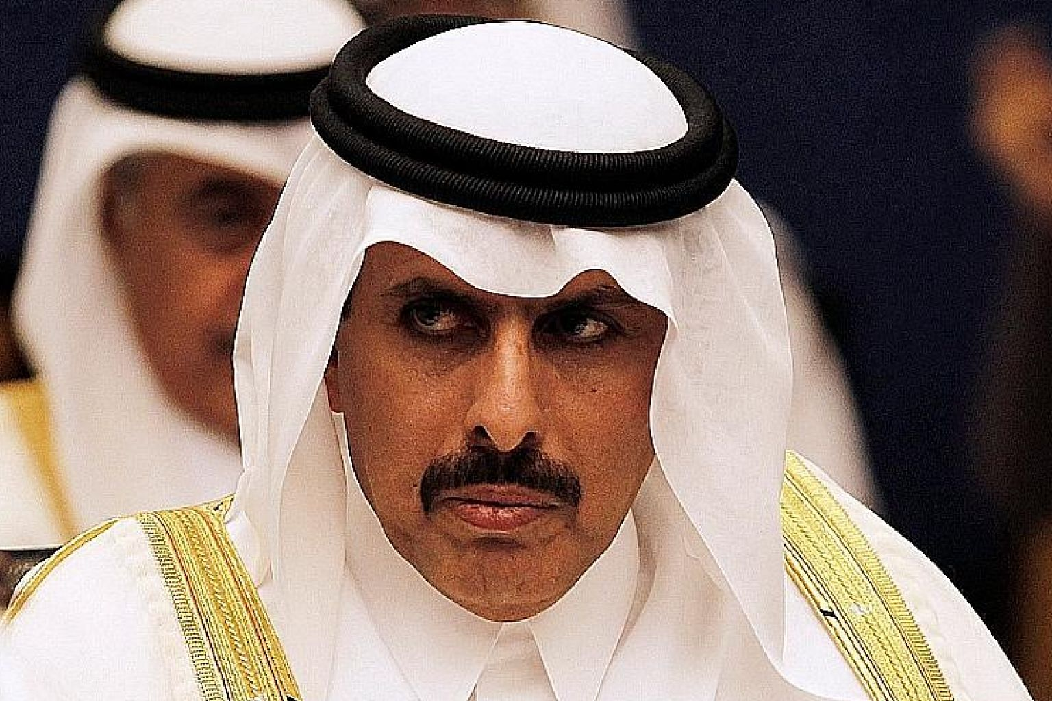 Central bank governor Sheikh Abdullah Saoud al-Thani said the US$340 billion in reserves will help Qatar survive.