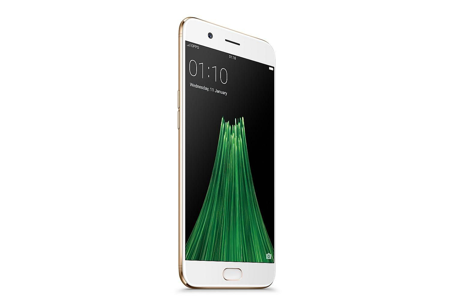 The R11 is Oppo's 2017 flagship phone. In photos taken by its front camera, subjects are sharp, auto-focus is quick and picture quality is great when viewed on smartphones or apps like Instagram.