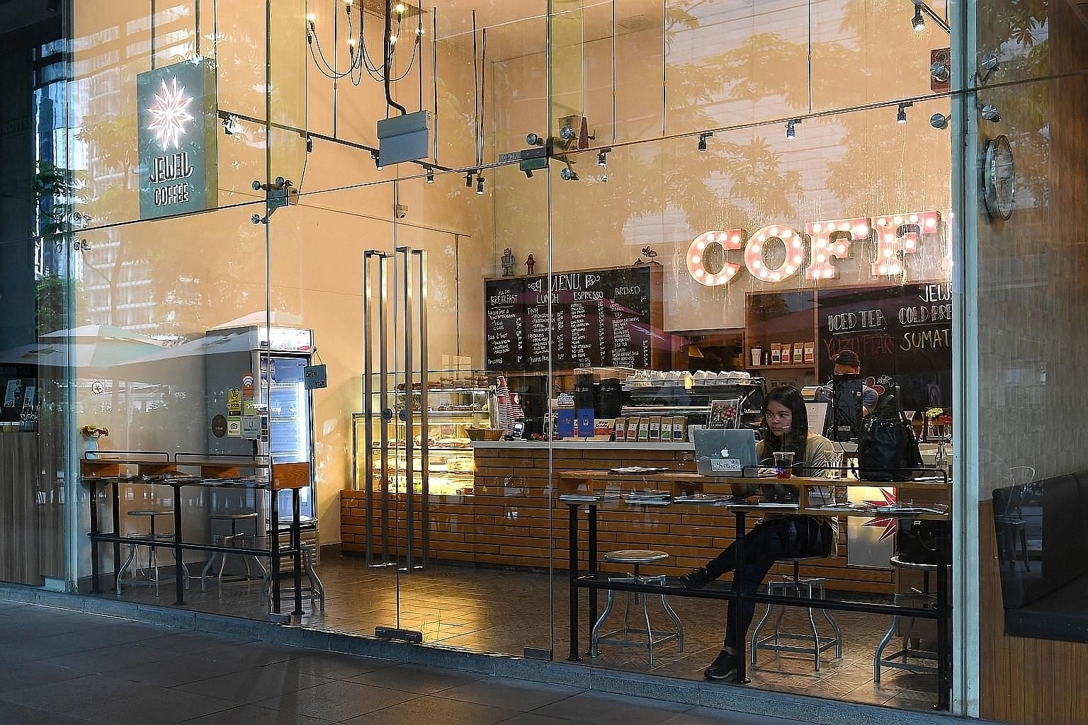 There will be a total of 25 coffee-related workshops conducted by experts from Oriole Coffee + Bar, Jewel Coffee (above), Seed Coffee, Common Man Coffee Roasters and more at the festival, which runs from Aug 3 to 6 at Marina Bay Cruise Centre.