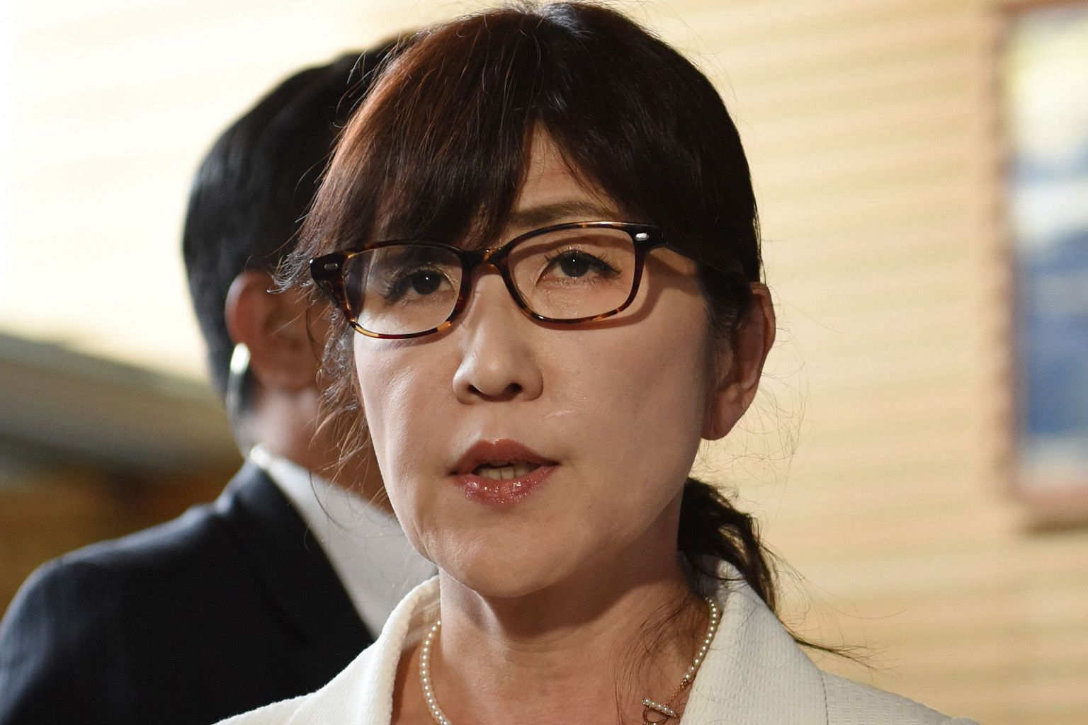 Political watchers believe that Ms Tomomi Inada, who served as LDP policy chief for two years before being named defence minister last August, will likely lose her job as questions swirl over her competence in the wake of a series of gaffes.