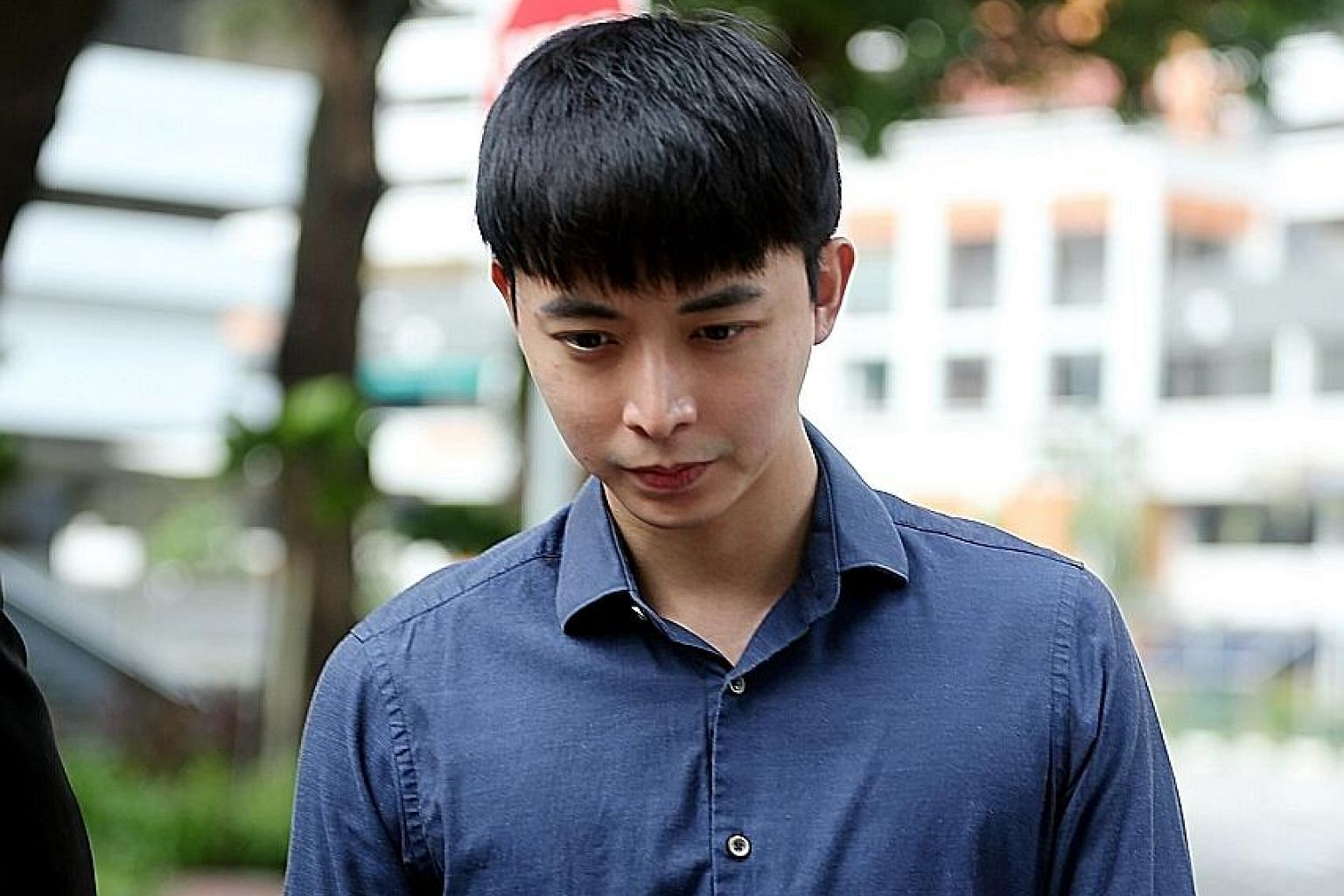 Aloysius Pang Wei Chong, a NoonTalk Media artist, was fined $2,000 and banned from driving for 18 months.