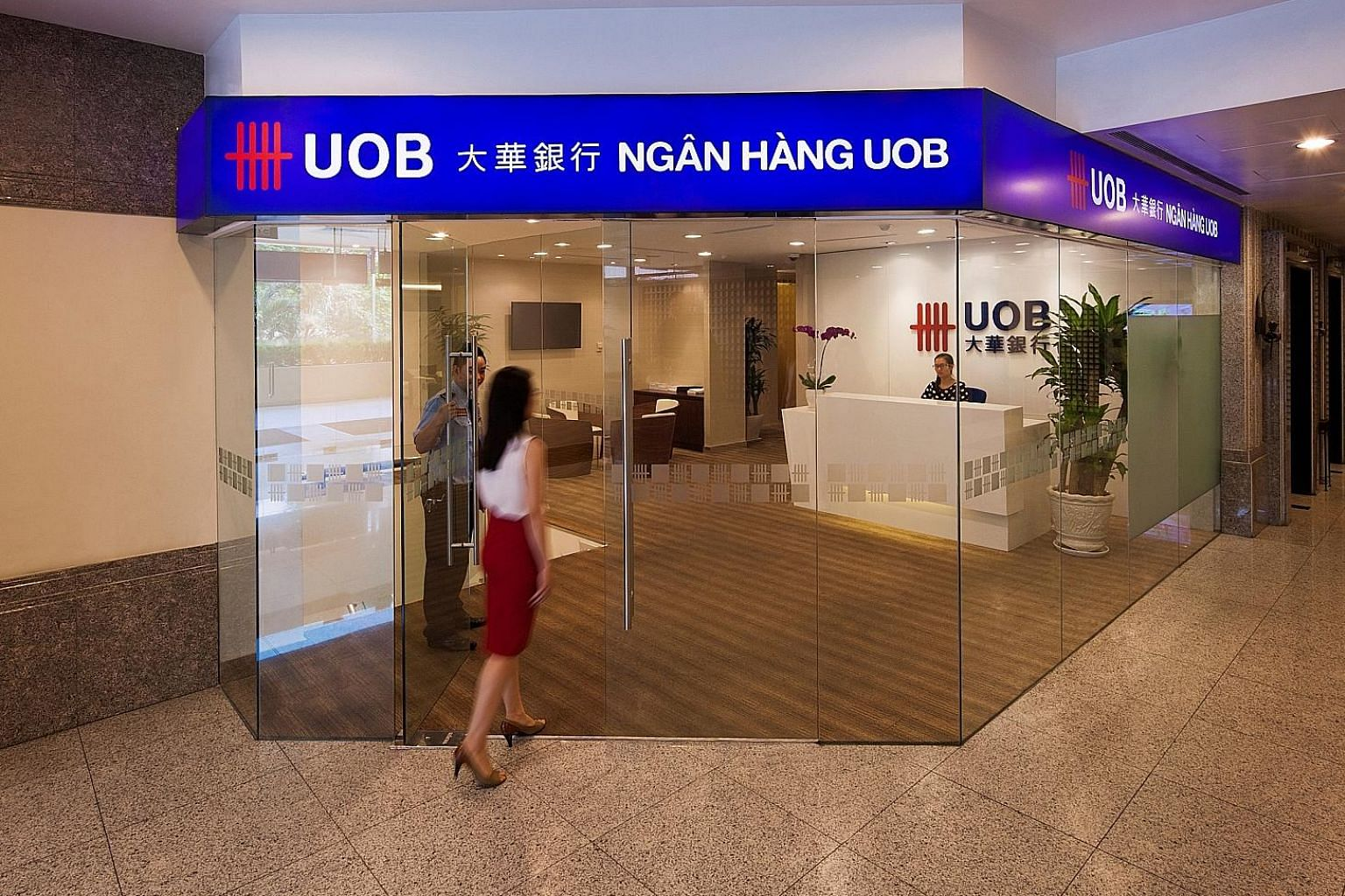The foreign-owned subsidiary bank licence will enable UOB to extend its branch network beyond Ho Chi Minh City, and to offer its products and financial solutions to businesses and consumers in other cities.