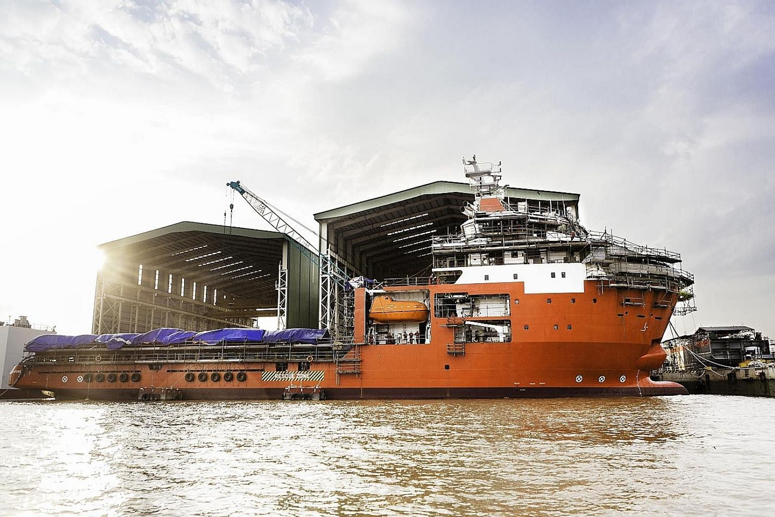 Triyards' biggest hit came from a US$45.1 million allowance for the impairment of assets.