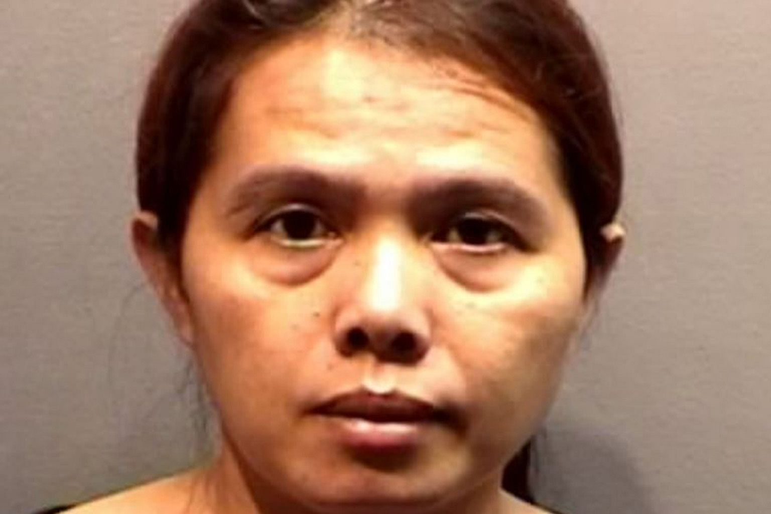 Namih Nurlaela was sentenced to a year's jail yesterday. Only $28,350 worth of goods she stole were recovered.