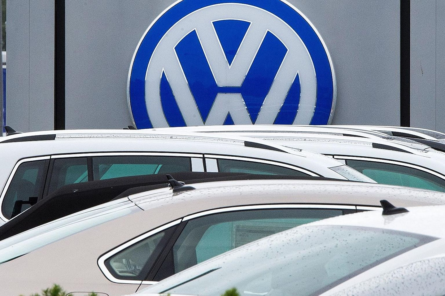Volkswagen is among three German carmakers under probe for allegedly colluding to hold down the prices of crucial technology, including emissions equipment.