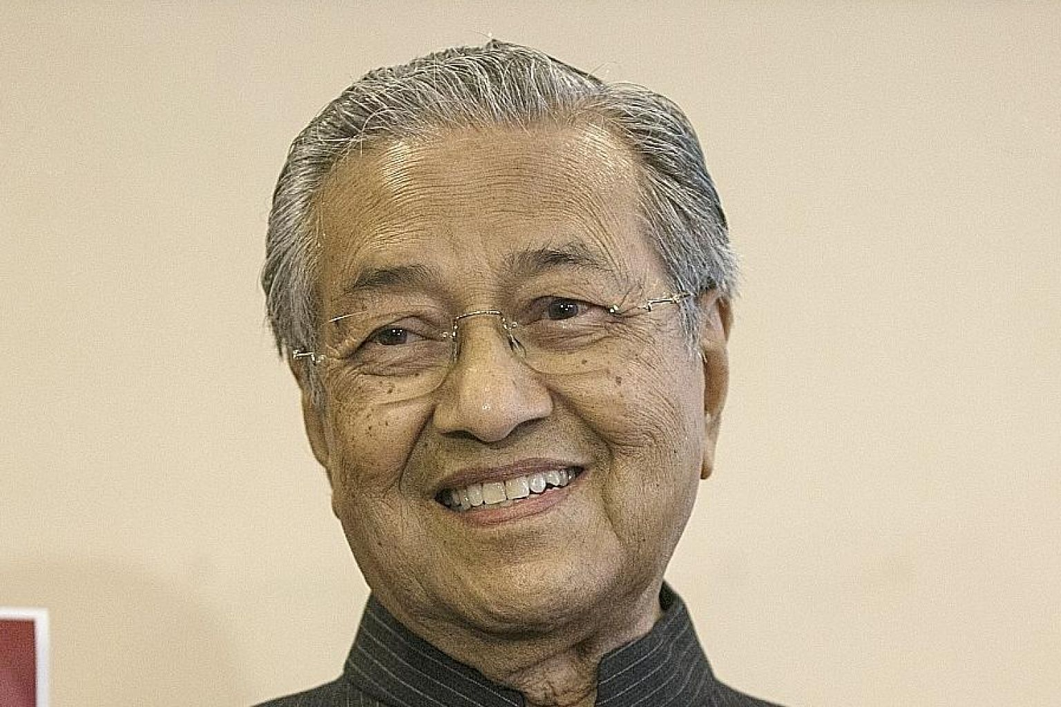 Tun Dr Mahathir Mohamad, the Pakatan Harapan's new chief, said state secrets were shared and discussed within the party leadership and he was told of the details by former deputy prime minister Muhyiddin Yassin.